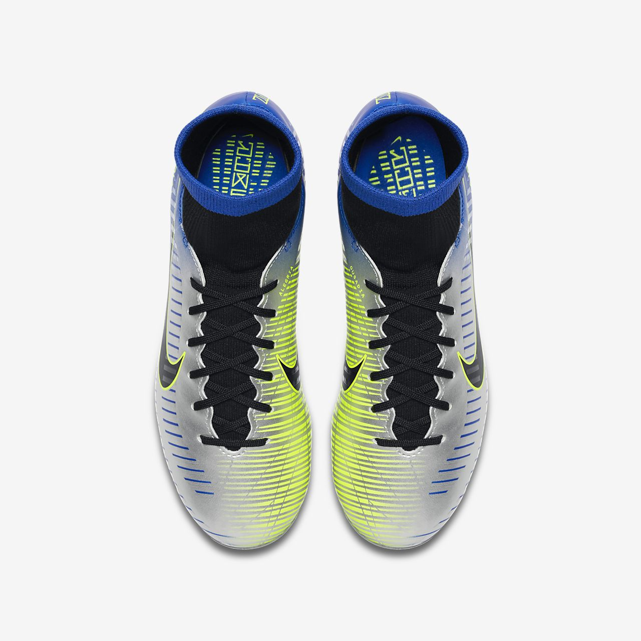 ... Nike Jr. Mercurial Victory VI Dynamic Fit Neymar AG-PRO Older Kids'  Artificial