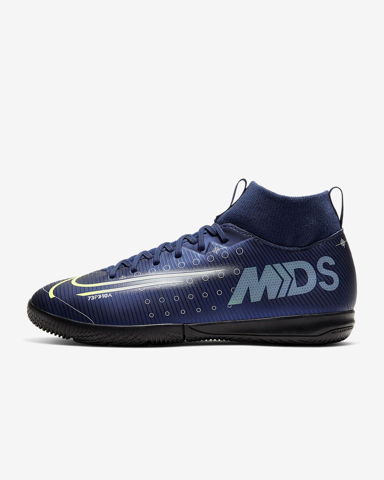 Nike Jr Mercurial Superfly 7 Academy Mds Ic Fussballschuh Fur Hallen Und Hartplatze Fur Jungere Altere Kinder