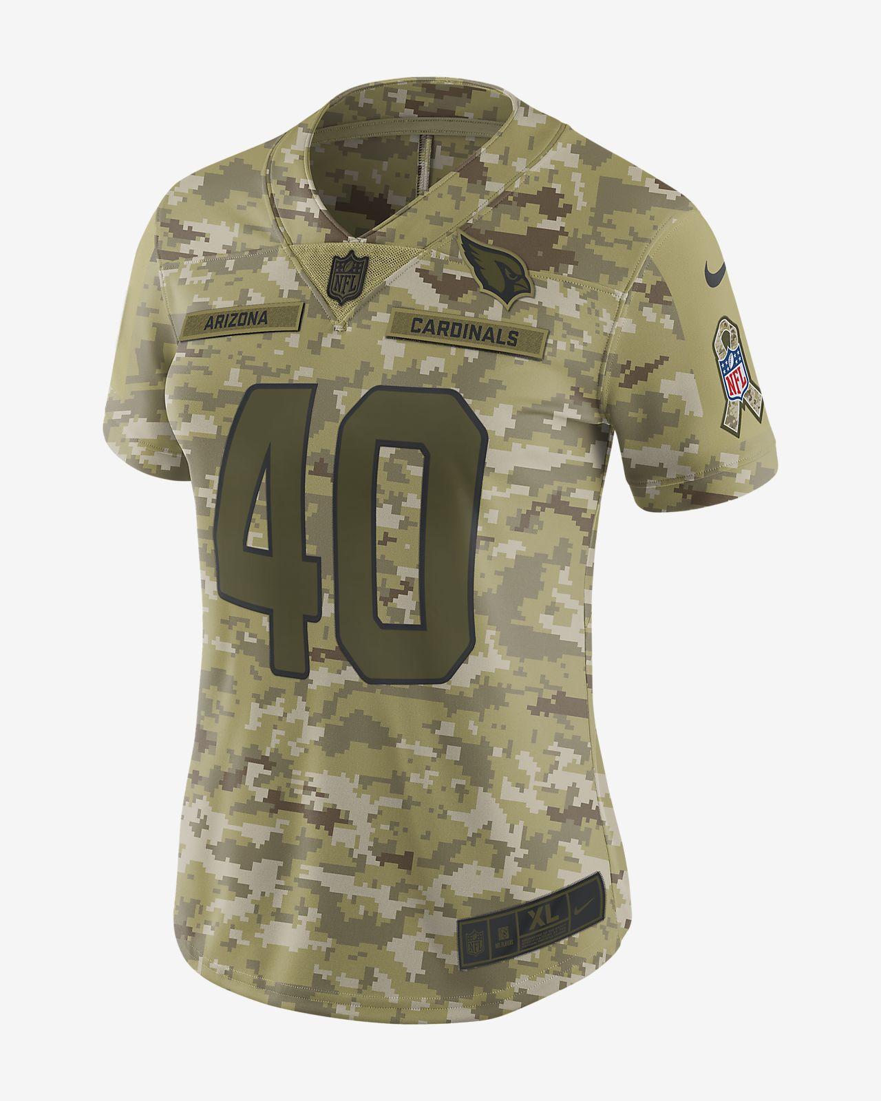 NFL Arizona Cardinals Limited Jersey (Pat Tillman) Women s Football ... 3fed764ae871