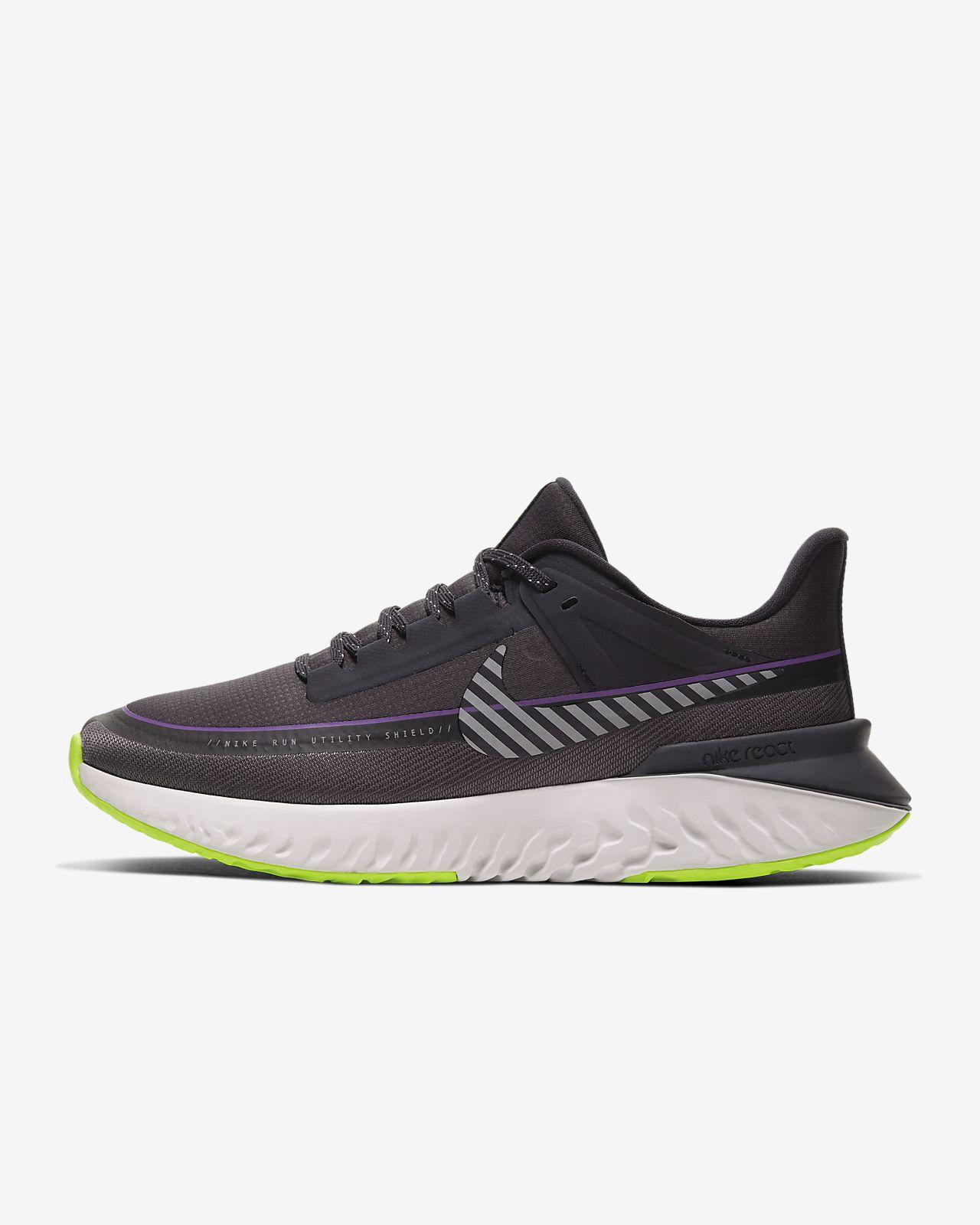 Nike Legend React 2 Shield Damen Laufschuh