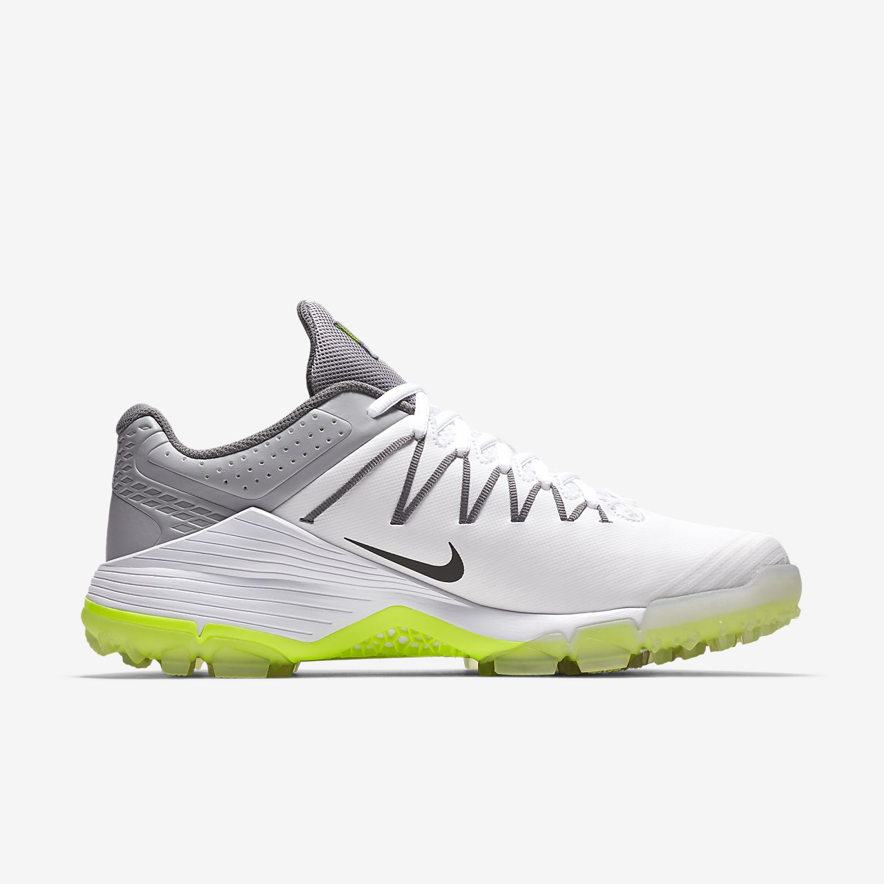 pretty nice 830f5 5ae2a ... Nike Domain 2 NS Unisex Cricket Shoe