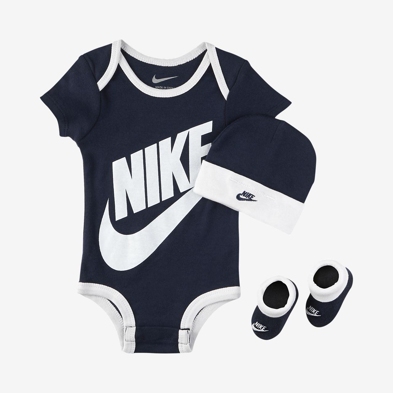 Ensemble Nike Futura Three Piece pour Bébé FR