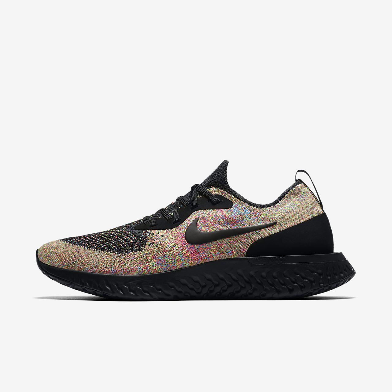 Nike Epic React Flyknit-løbesko til mænd