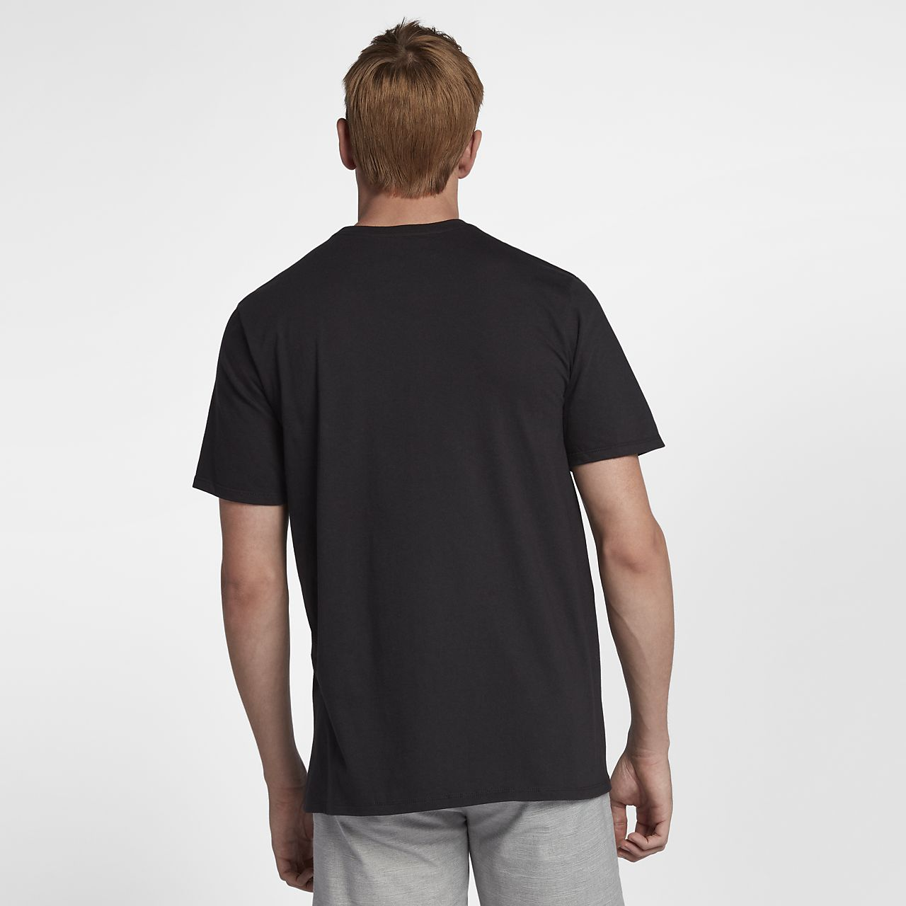 ... Hurley Overgrown Pocket Men's T-Shirt