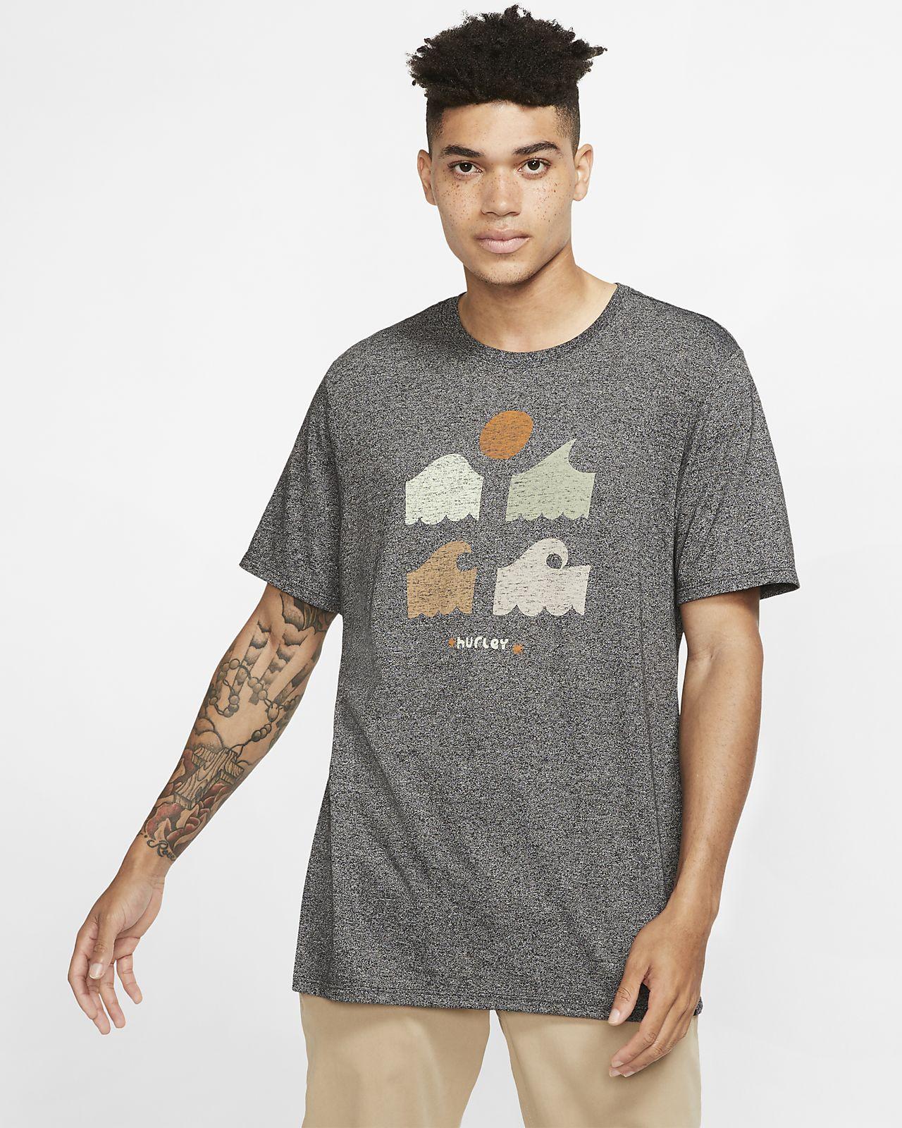 Pánské tričko Hurley Breaker