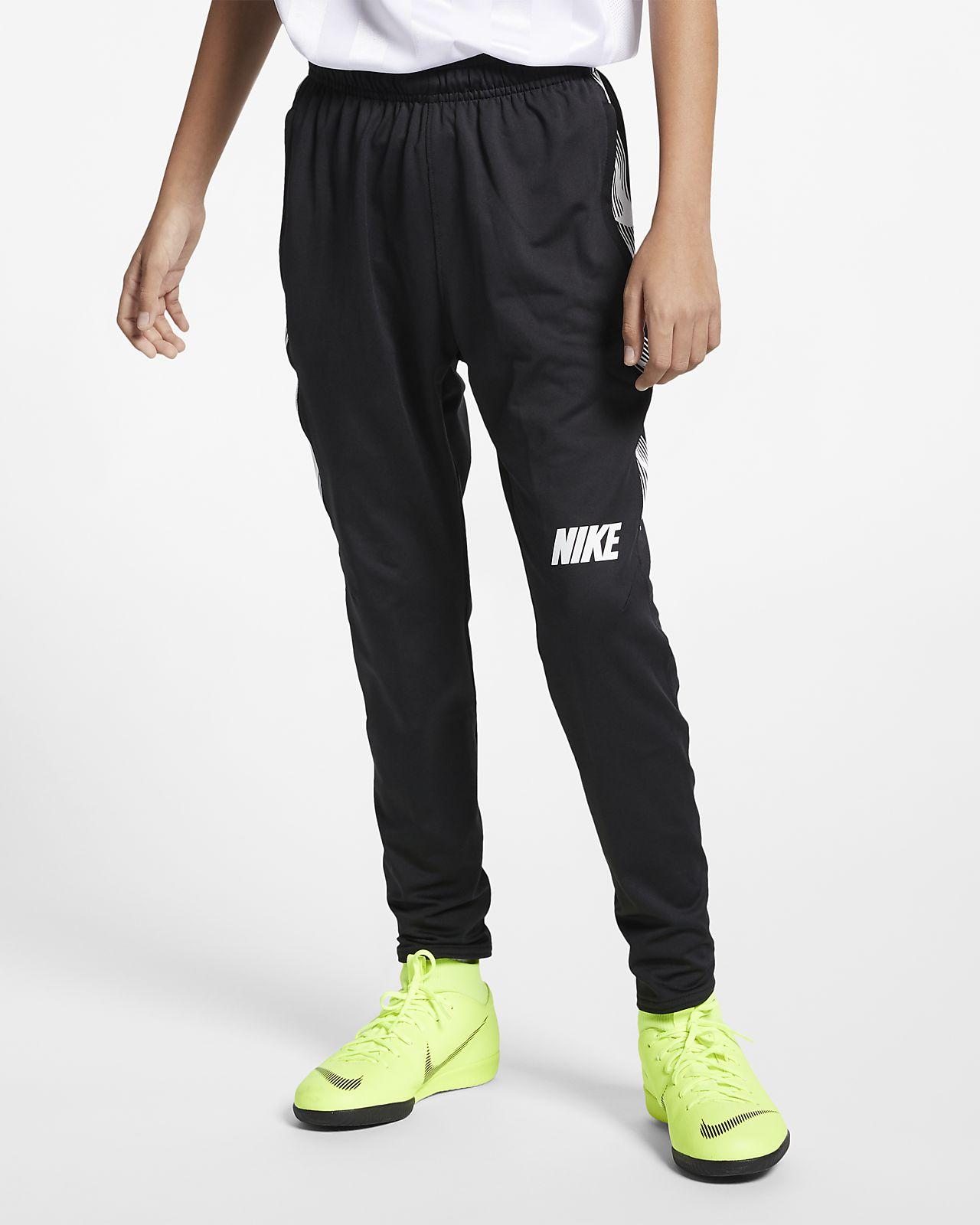 Nike Dri-FIT Squad fotballbukse til store barn
