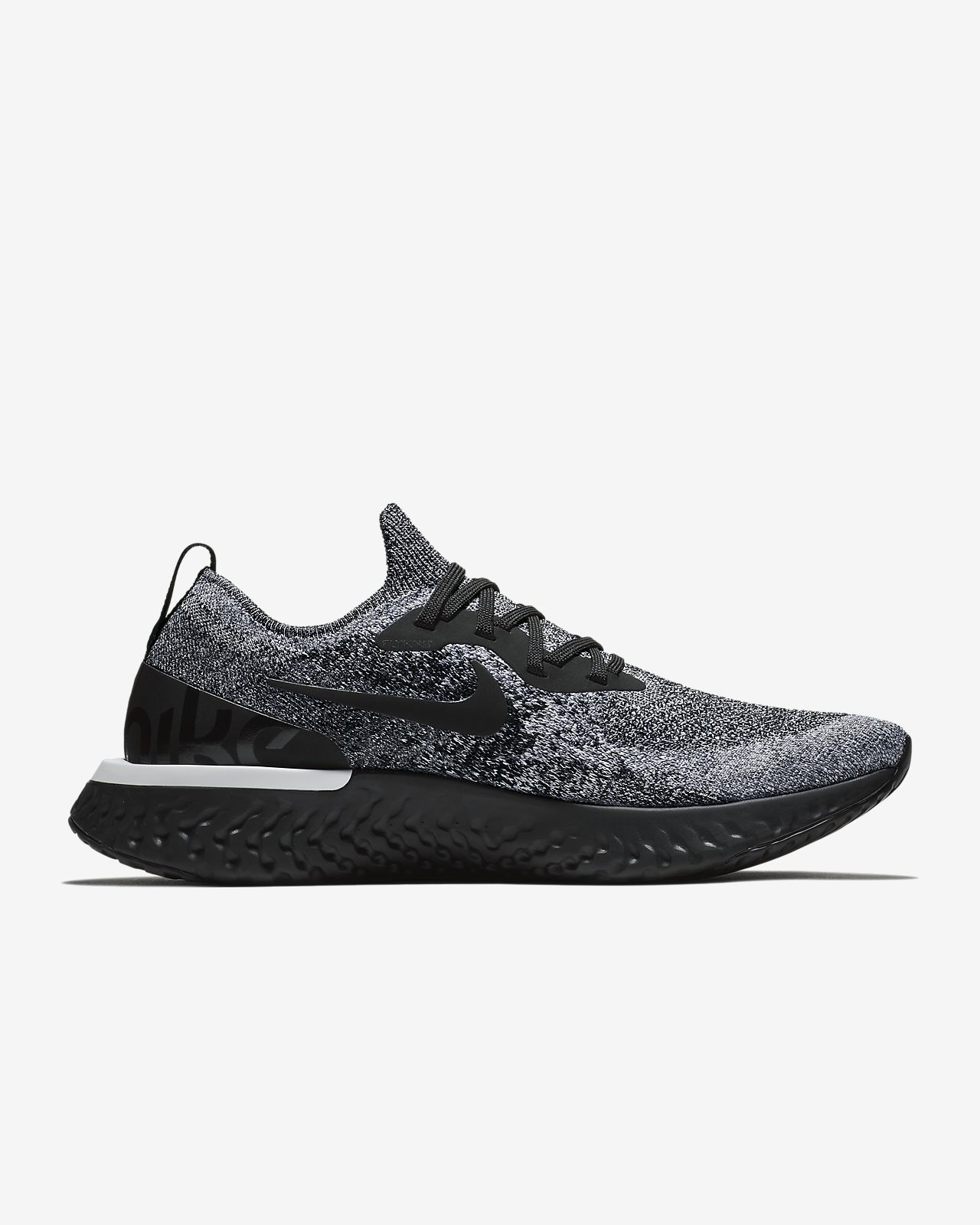 the latest b94ff 31e07 ... Nike Epic React Flyknit Mens Running Shoe