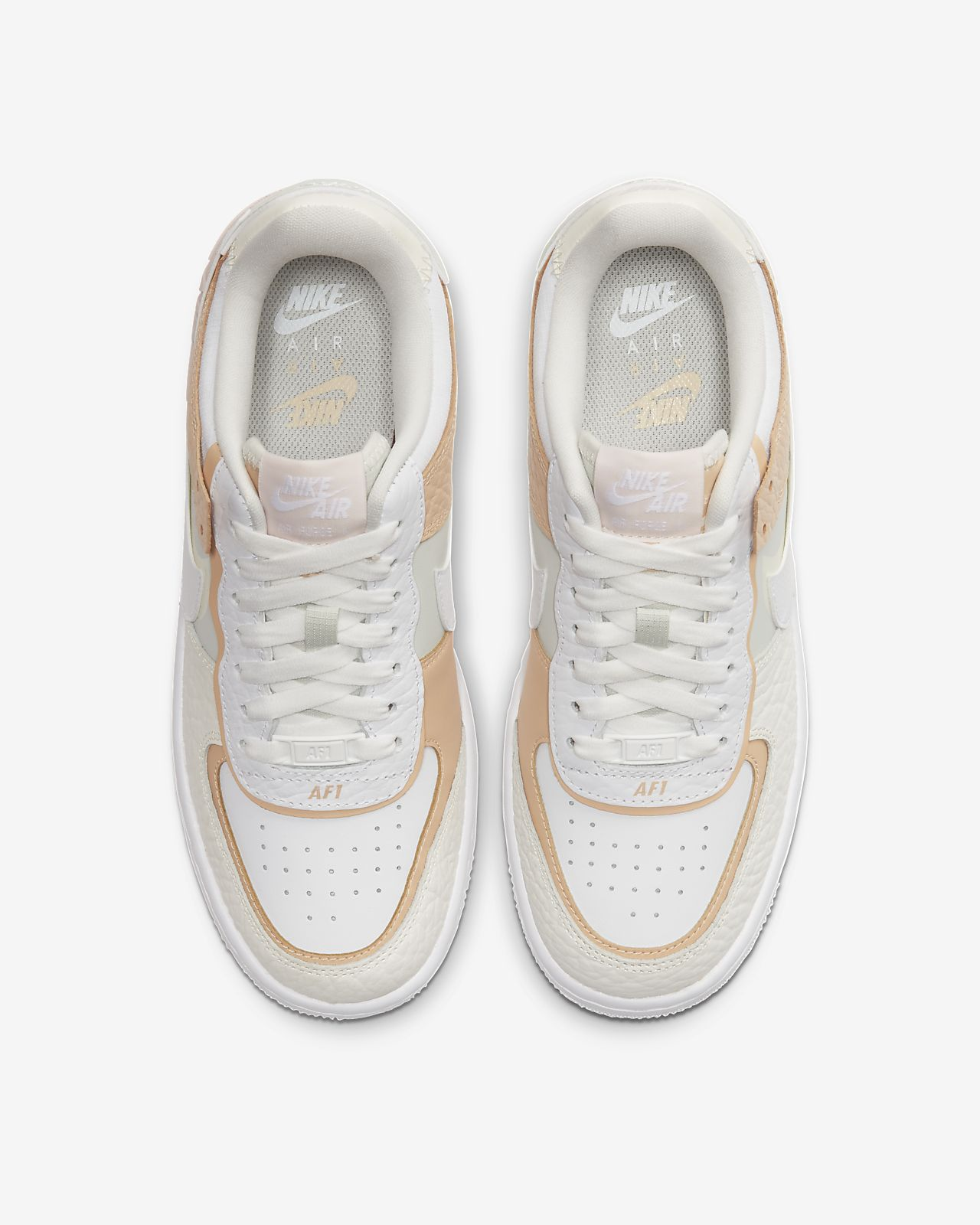 Wmns Air Force 1 'Shadow Beige'