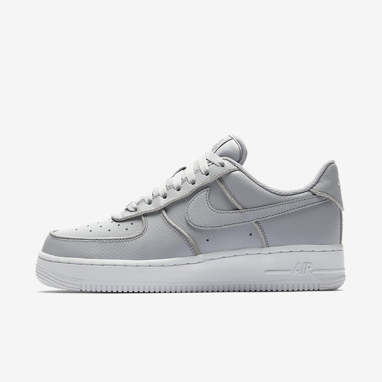 outlet store 4a058 4b7ea Sko Nike Air Force 1 Low Glitter för kvinnor