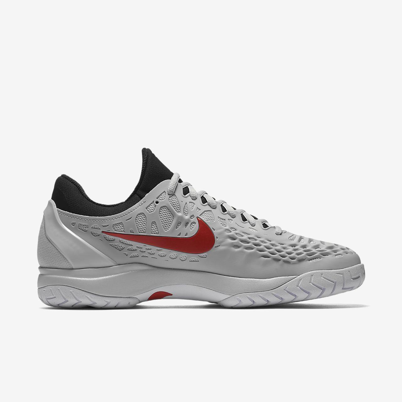 ... Nike Zoom Cage 3 HC Men's Tennis Shoe