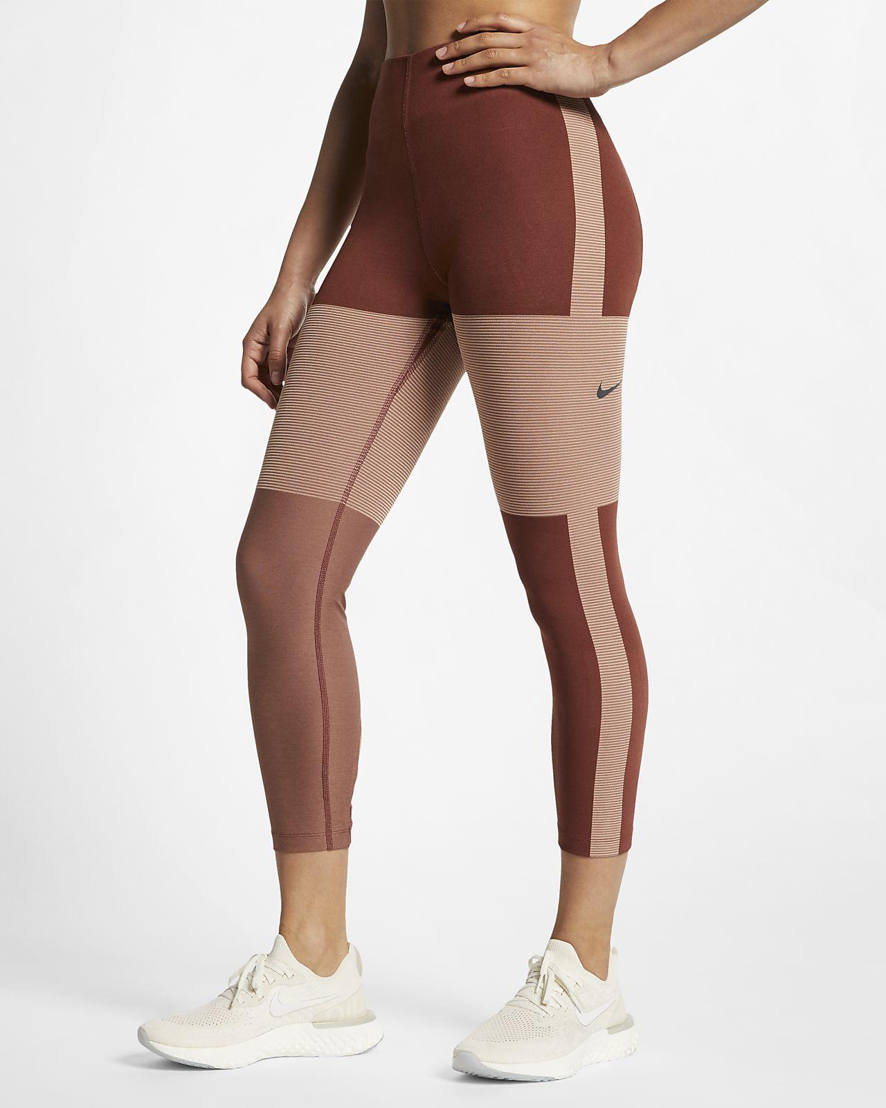 Leggings ridotti da running Nike Tech Pack - Donna