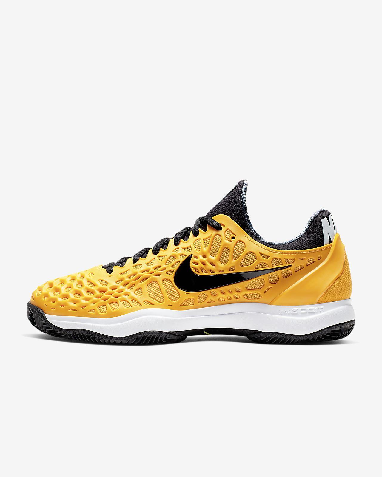 Męskie buty do gry w tenisa na kortach ziemnych NikeCourt Zoom Cage 3