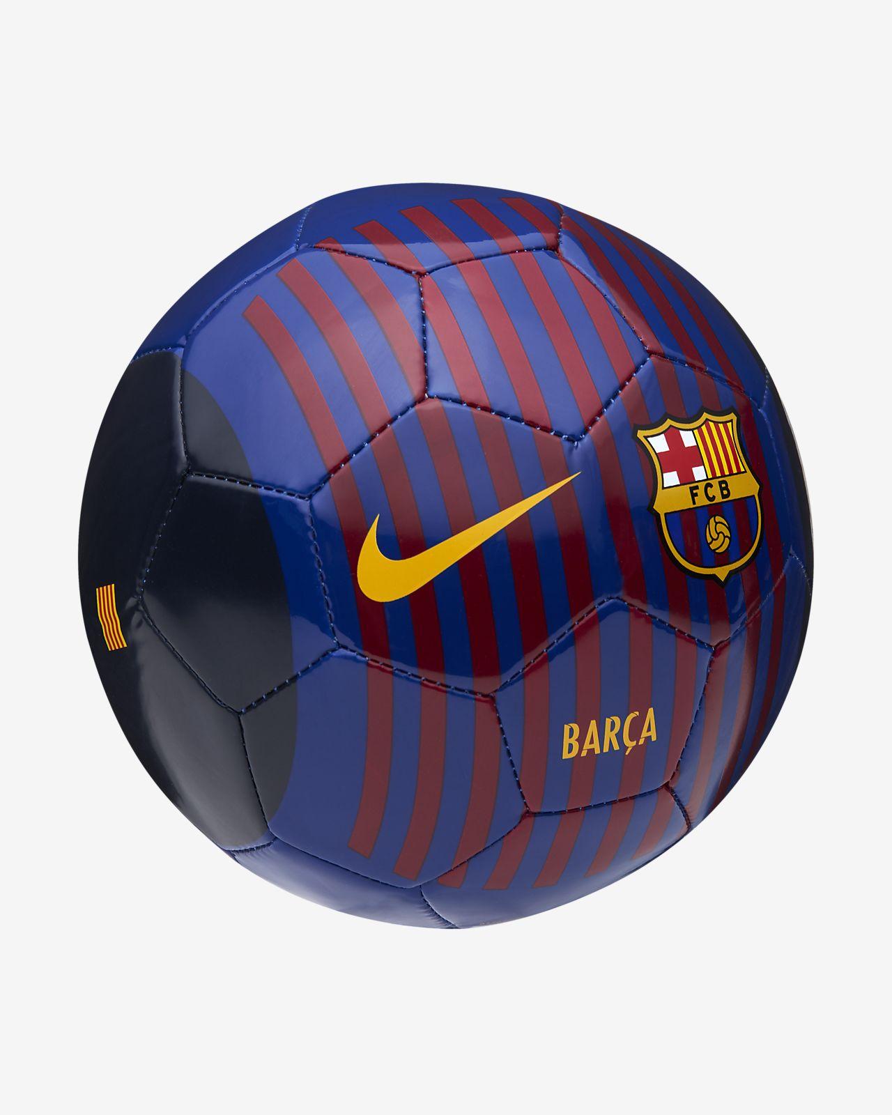FC Barcelona Skills Football