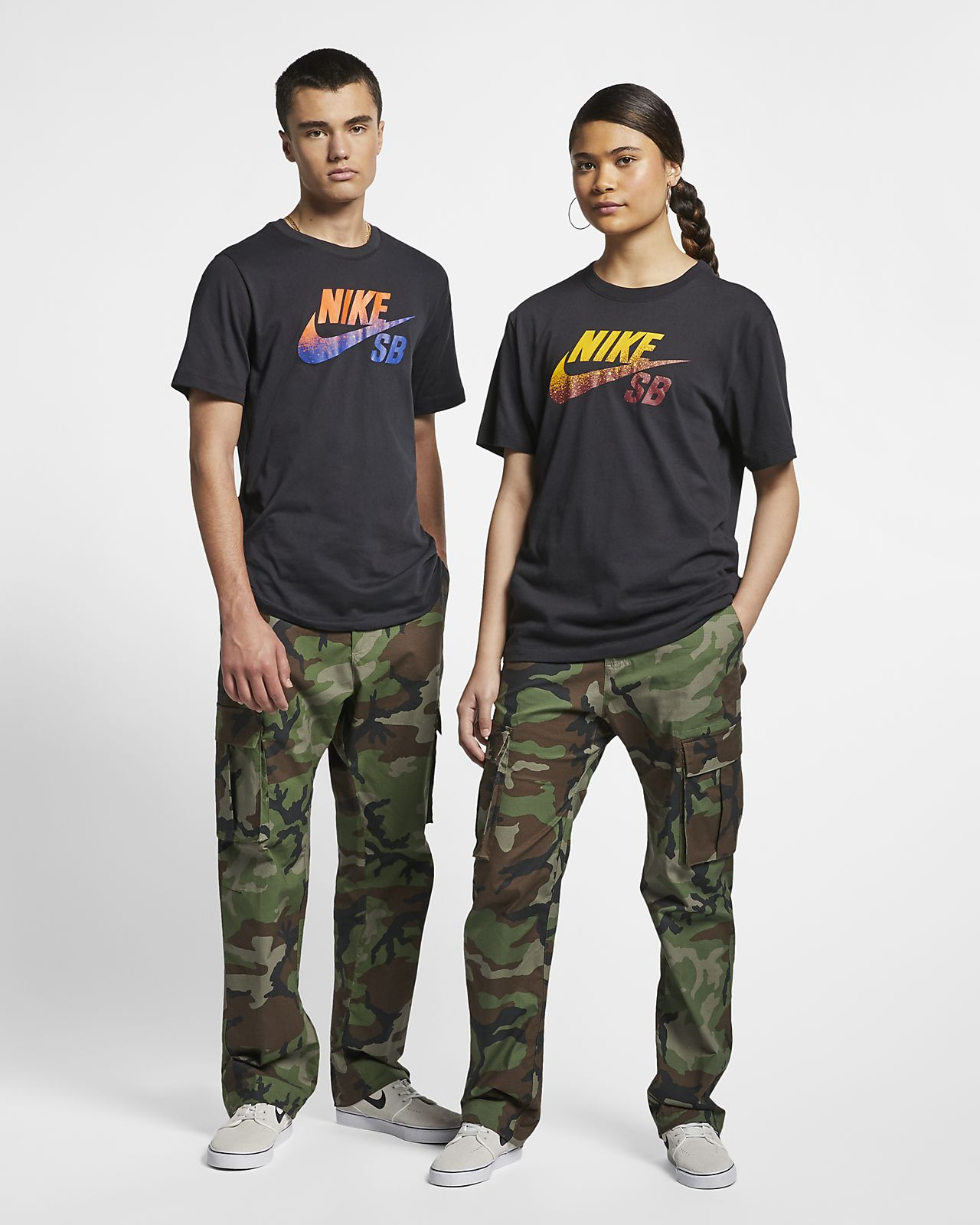 100% satisfaction hot new products aesthetic appearance Nike SB Flex FTM Camo Skate Pants