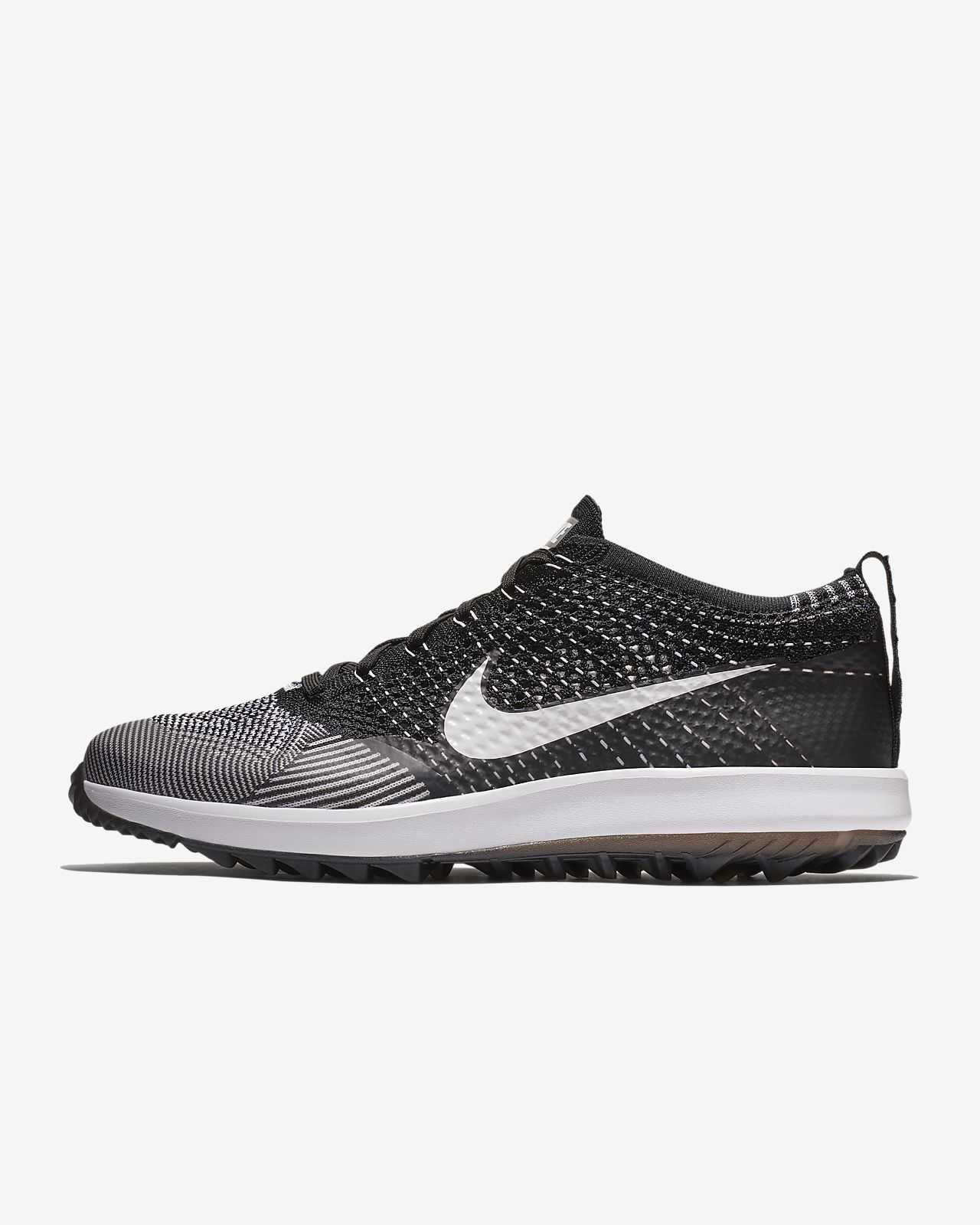 timeless design 071e1 0b3f0 Men s Golf Shoe. Nike Flyknit Racer G