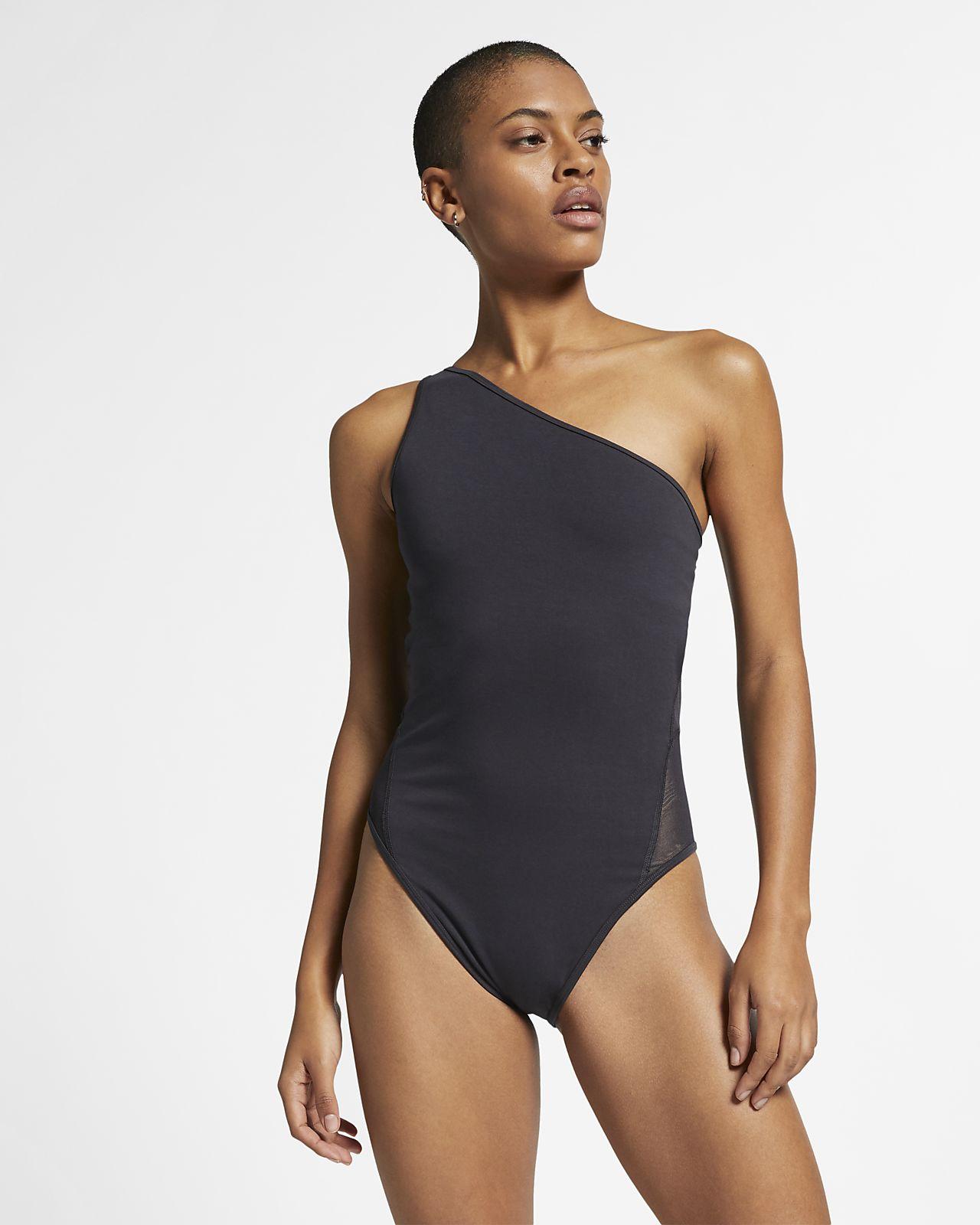 Body de entrenamiento de yoga para mujer Nike Dri-FIT