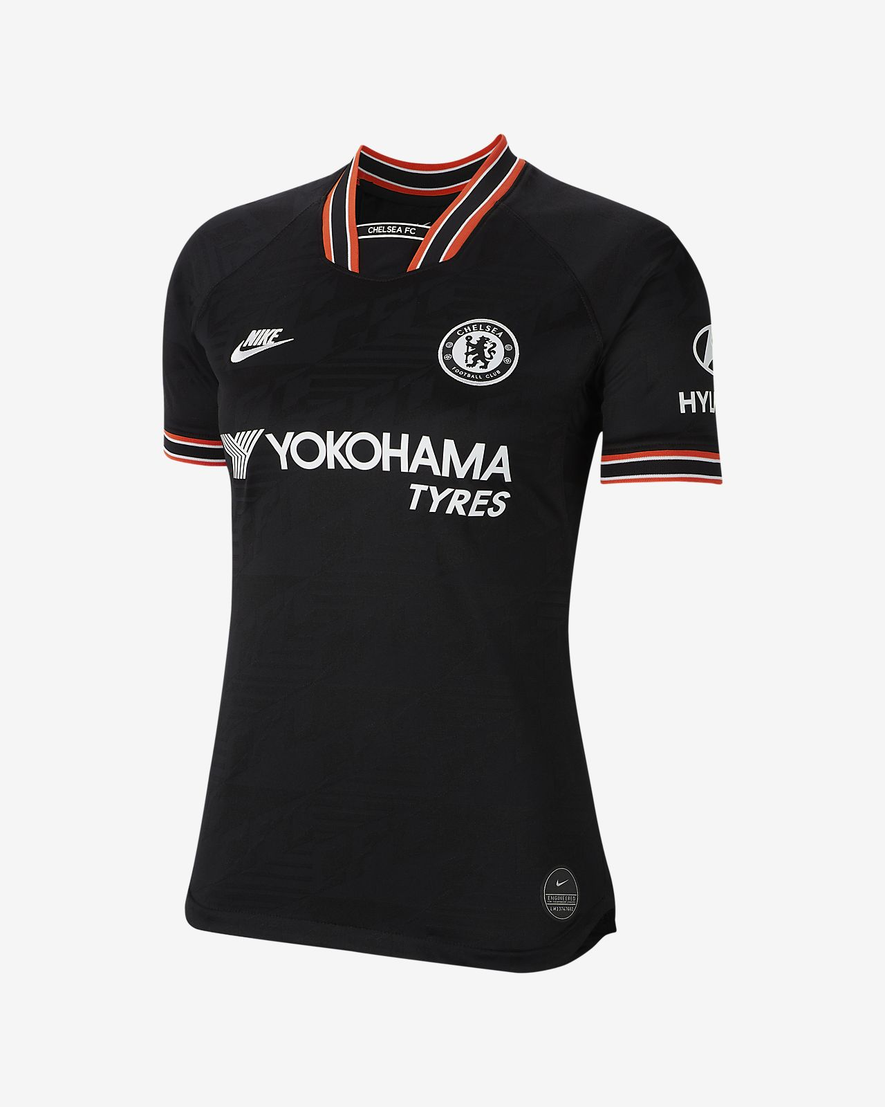 Chelsea FC 2019/20 Stadium Third Women's Football Shirt