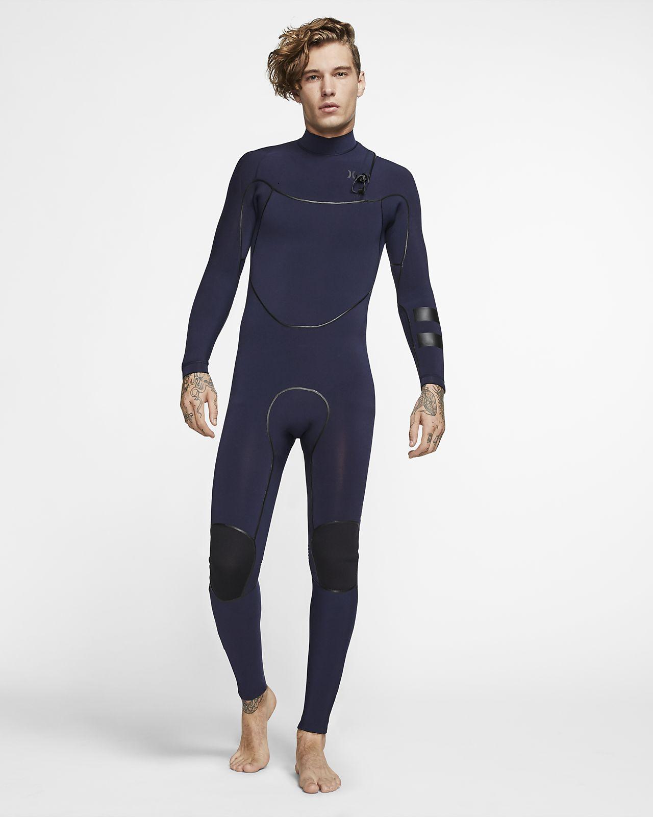 Ανδρική ολόσωμη στολή κολύμβησης Hurley Advantage Max 4/3