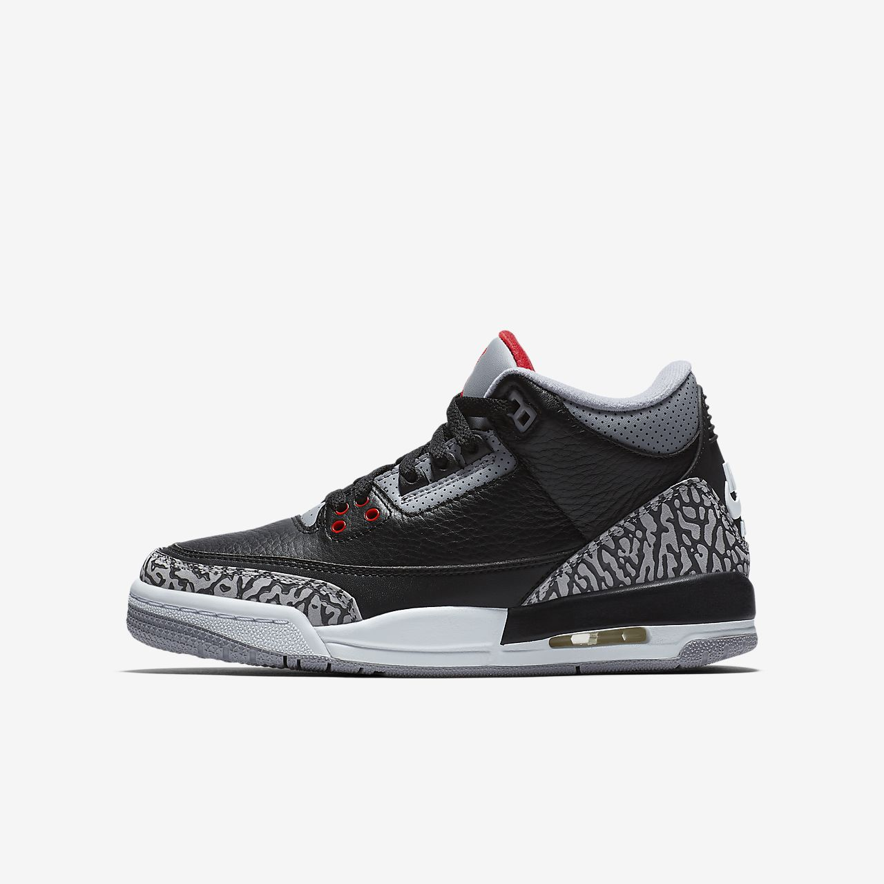 ... Air Jordan 3 Retro OG Older Kids' Shoe