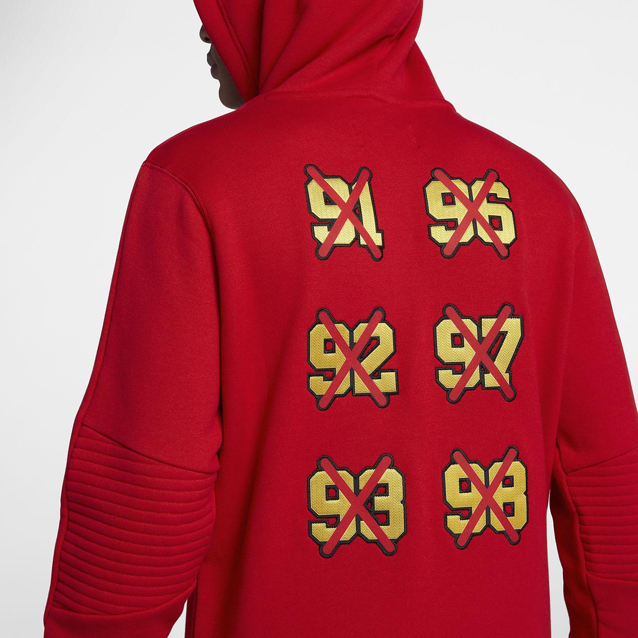d648a7dba5 Jordan Sportswear Men's Hockey Pullover Hoodie. Nike.com AU