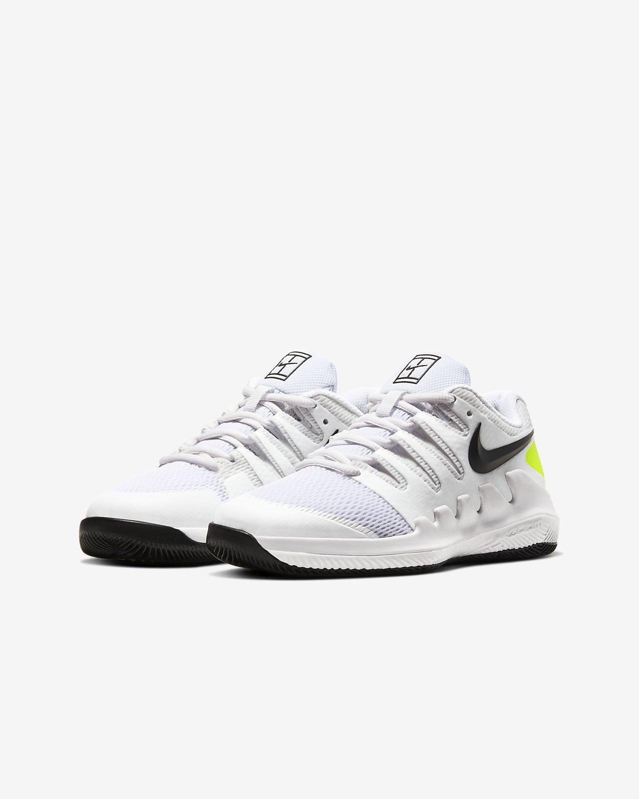 NikeCourt Jr. Vapor X tennissko til småstore børn