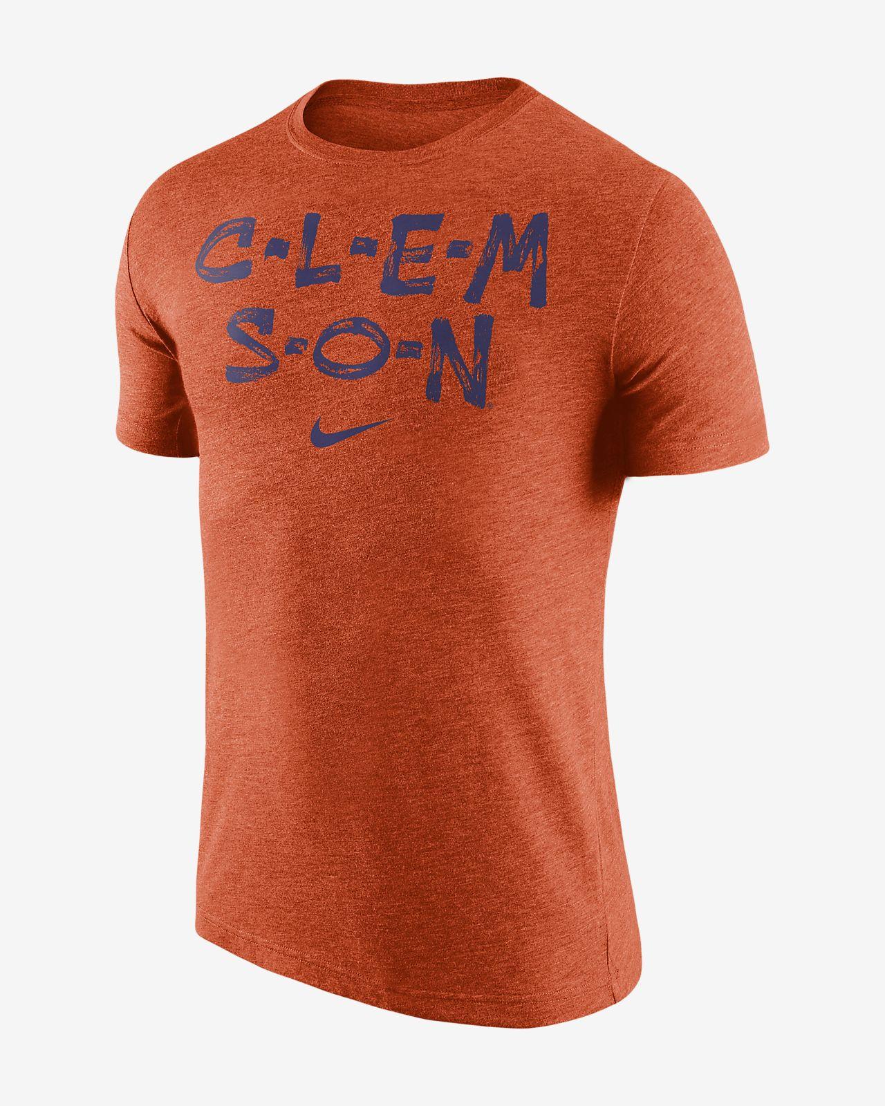 Nike College (Clemson) Men's T-Shirt