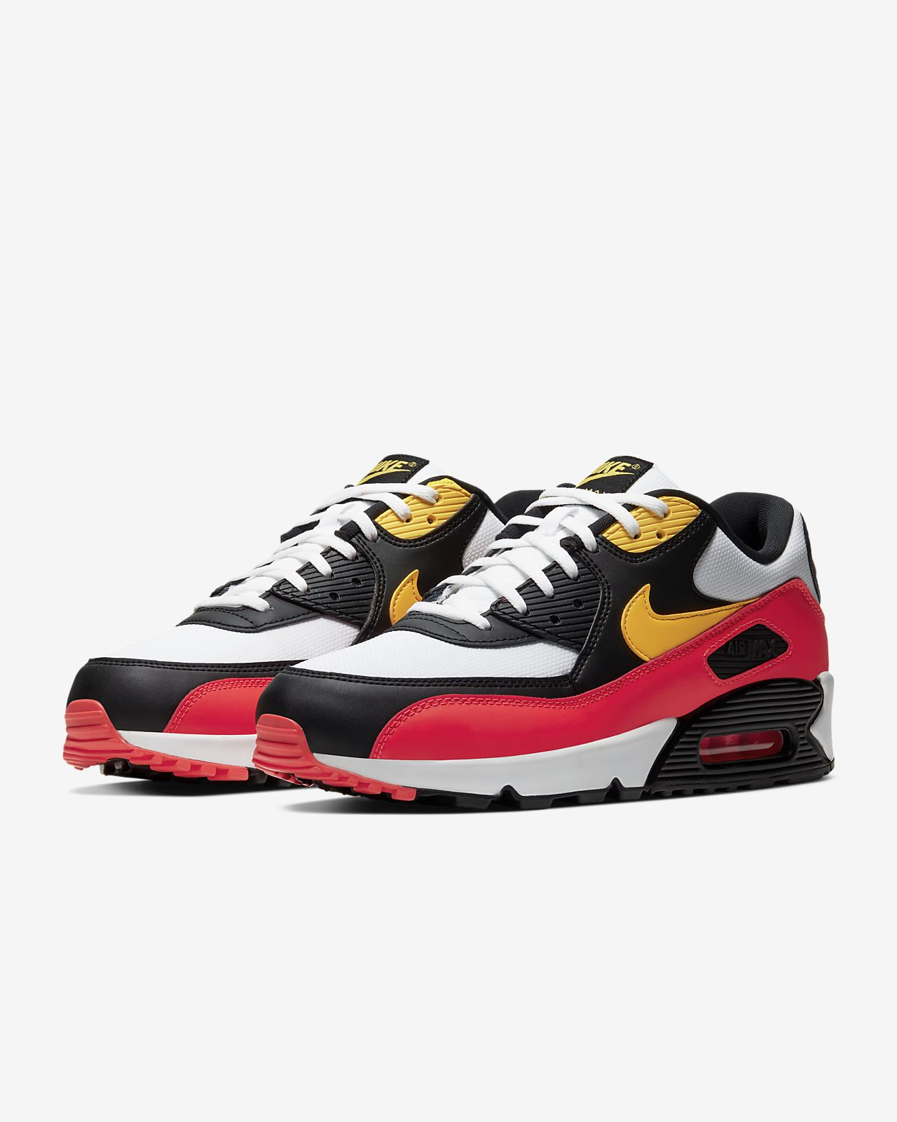 Nike Air Max 90 Essential AJ1285 107 Size 13 Authentic New | eBay