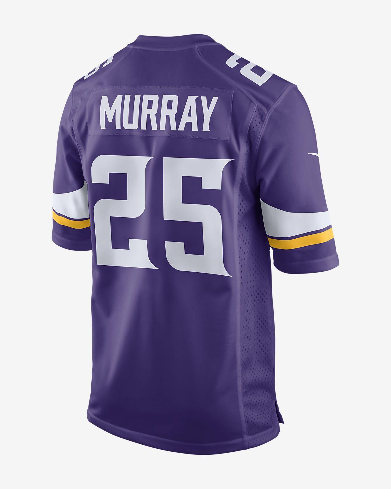 ... Camiseta de fútbol americano de local para hombre NFL Minnesota Vikings  (Latavius Murray) f54a8e0cd8587