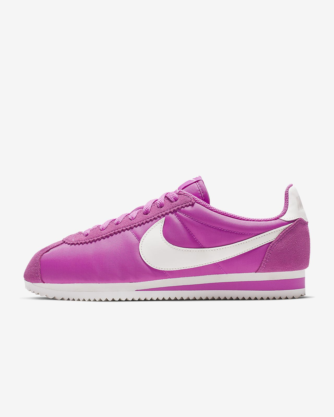 รองเท้าผู้หญิง Nike Classic Cortez Nylon