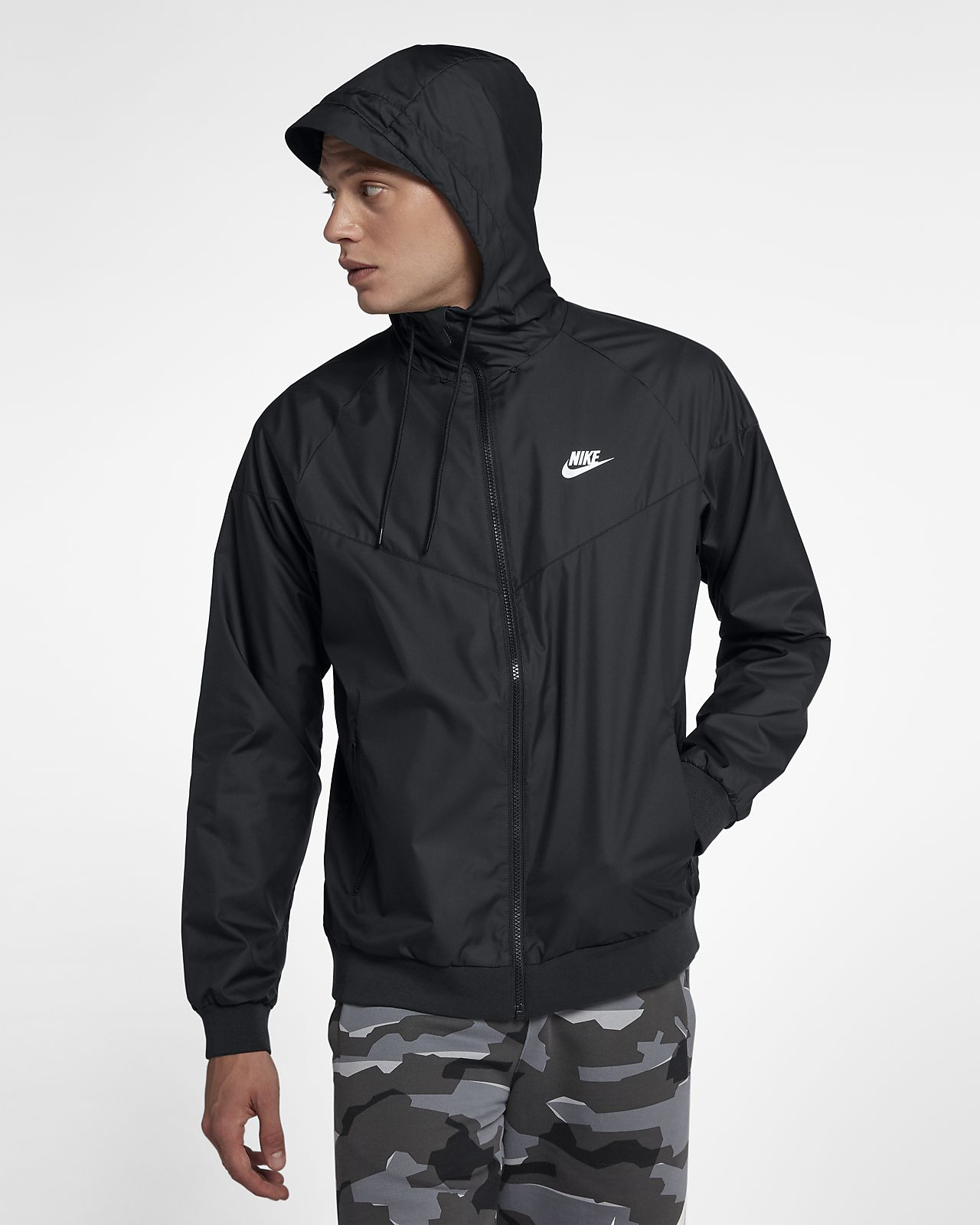 finest selection b7cd3 9db33 Low Resolution Nike Sportswear Windrunner Mens Jacket Nike Sportswear  Windrunner Mens Jacket
