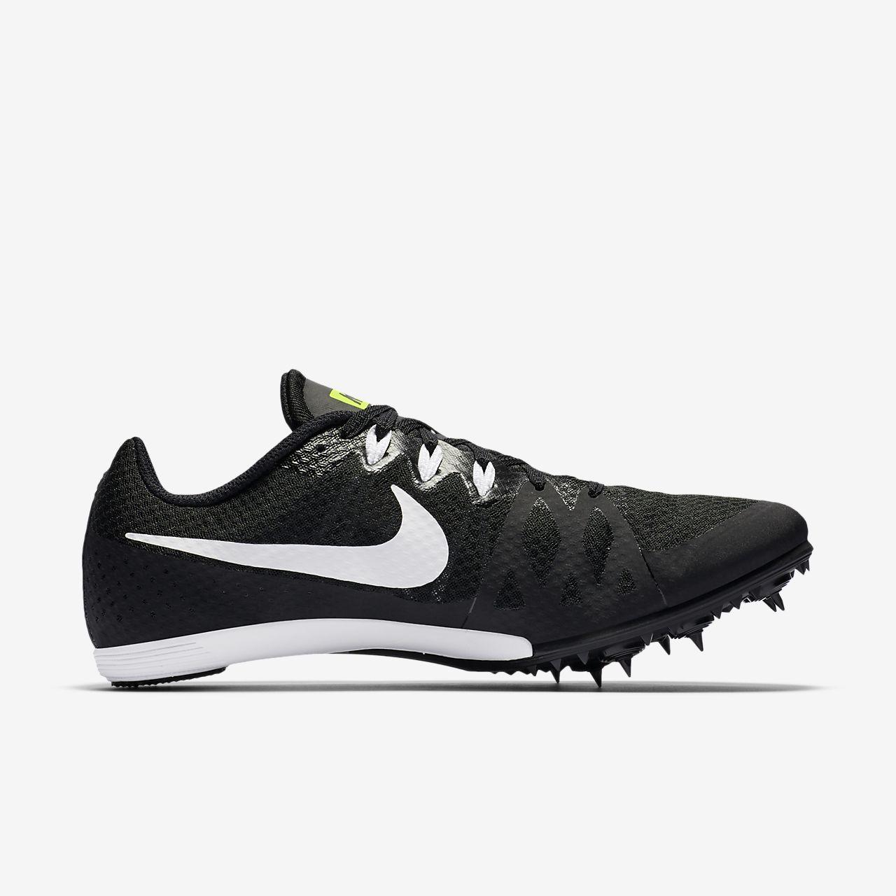 ... Chaussure de course longue distance à pointes mixte Nike Zoom Rival M 8