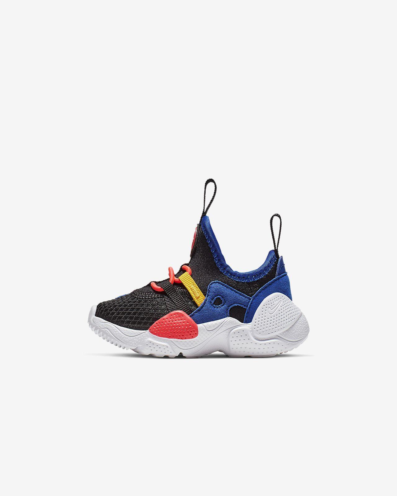 Nike Huarache E.D.G.E. TXTBT婴童运动童鞋