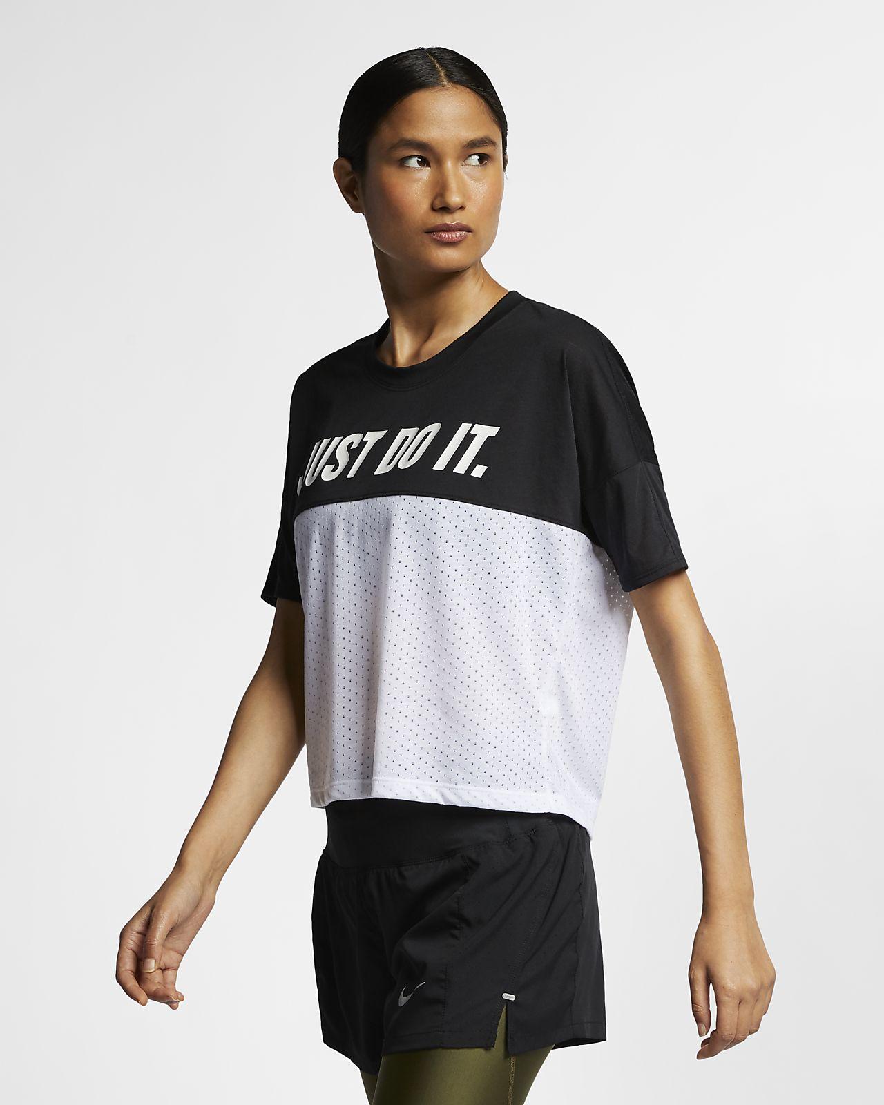 e1630da387b8 Haut de running à manches courtes Nike Tailwind pour Femme. Nike.com FR