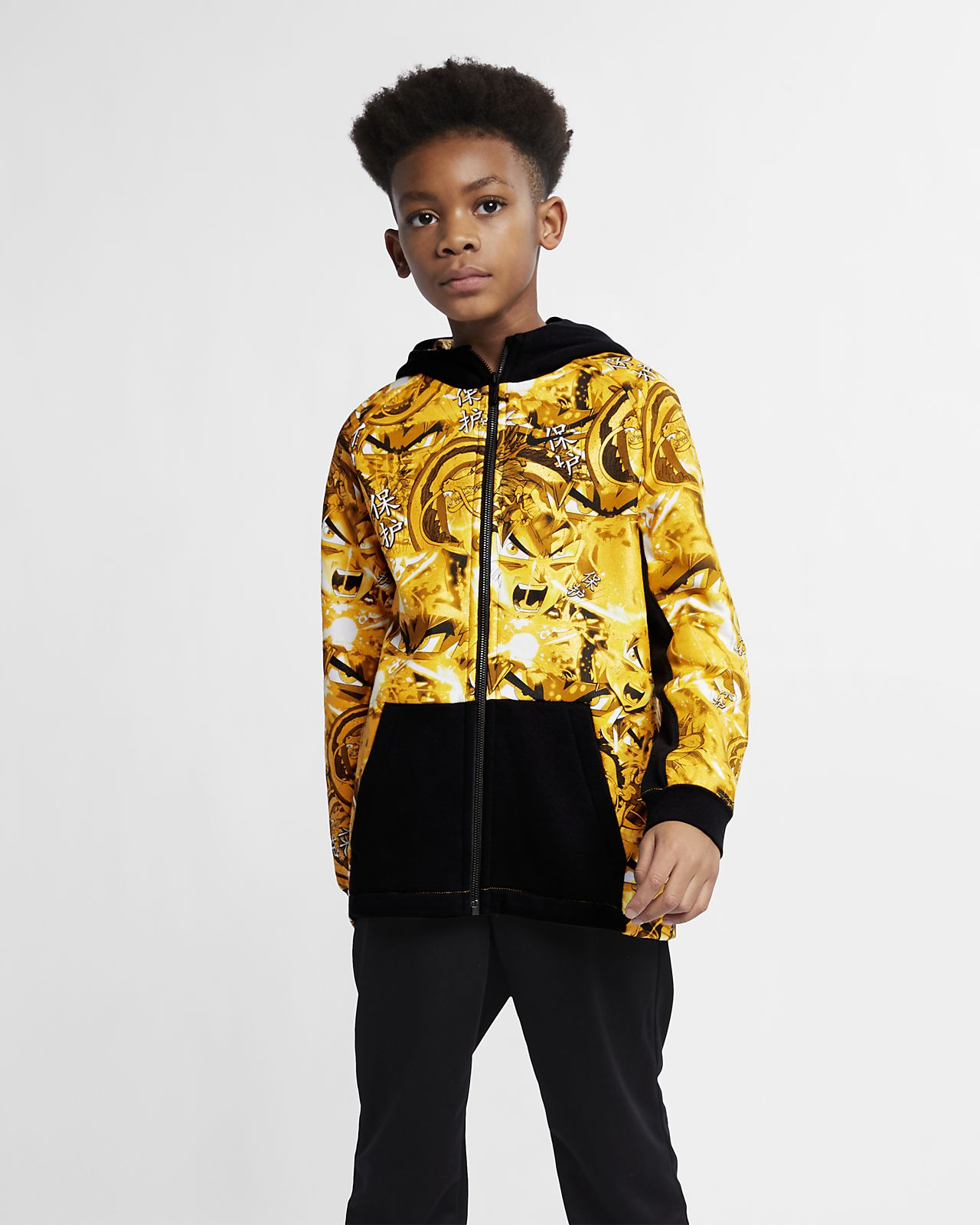 3da4eddd0f4c Donovon s Nike Sportswear (Doernbecher Freestyle) (Big Kids ) Boys ...
