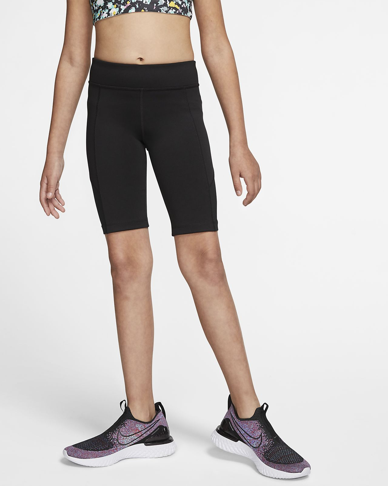 Nike Trophy Big Kids' (Girls') Training Shorts