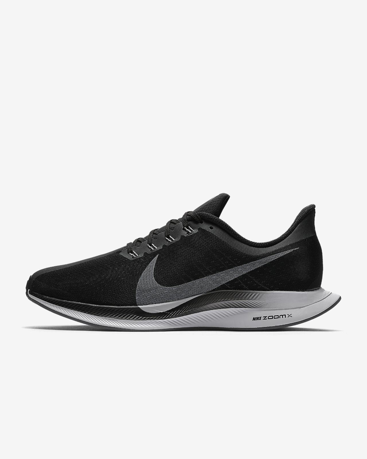 Nike Shoes Zoom Pegasus 35 Turbo Black White Men