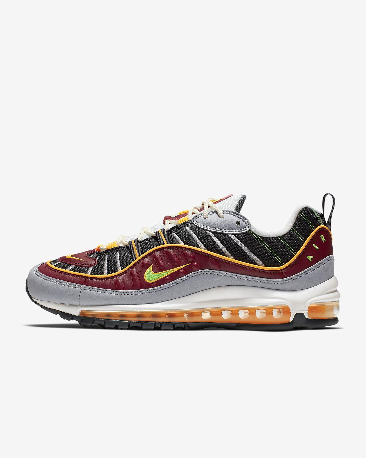 FR Encore Une Fois Chaussure X Nike Air Max 98 Homme Toute