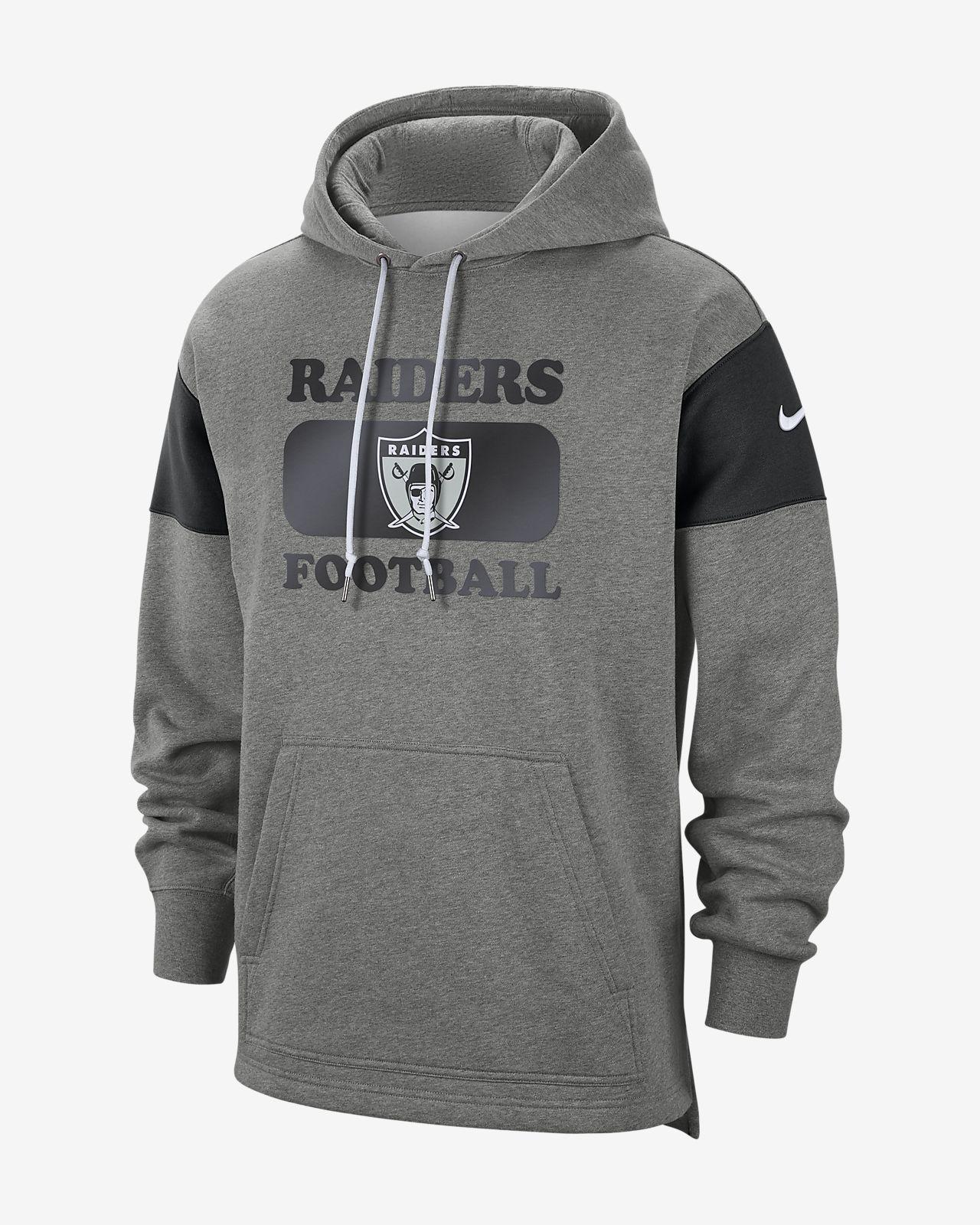 Nike (NFL Raiders) Men's Hoodie