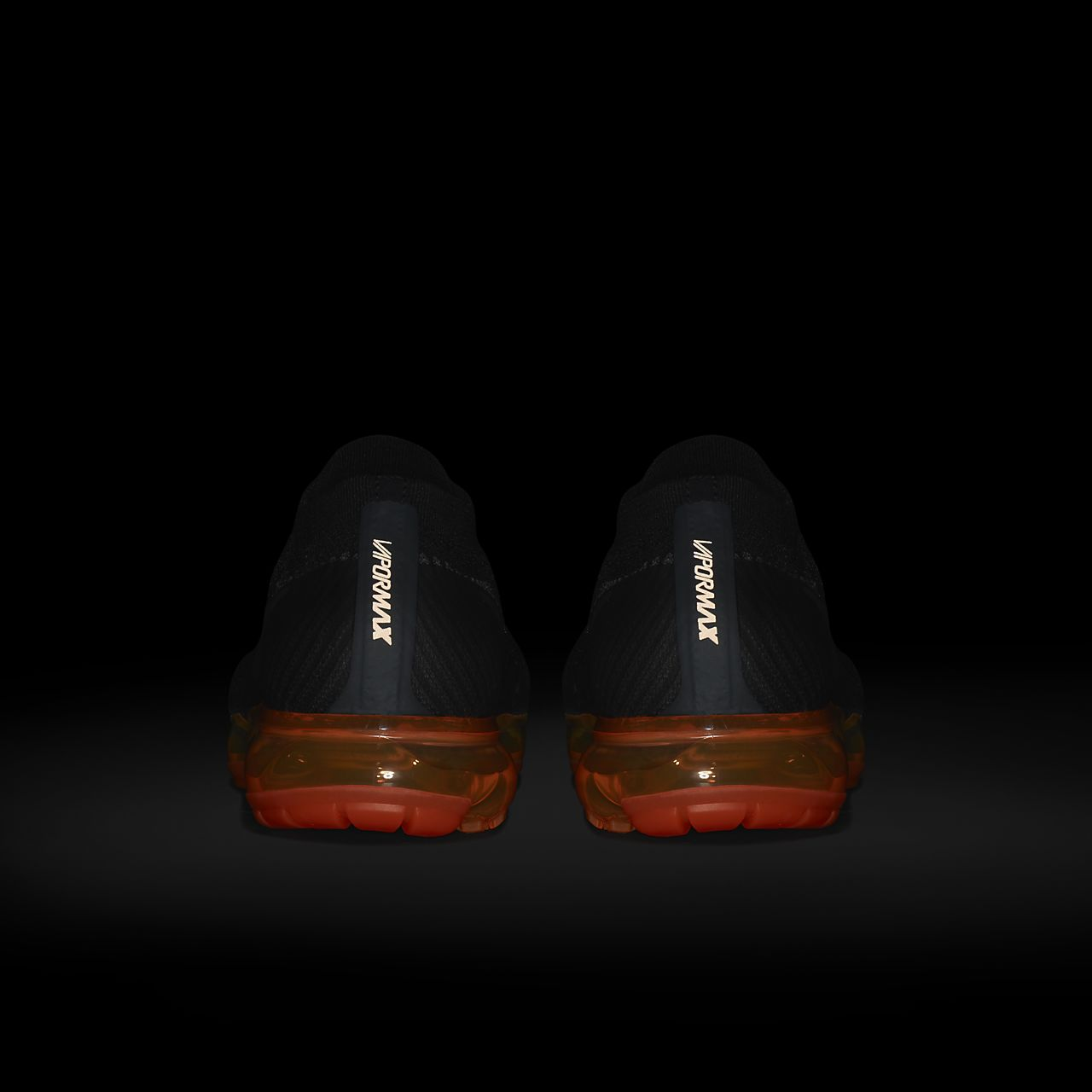 826ede8de103 Nike Air VaporMax Flyknit Black Pop Men s Shoe. Nike.com IN