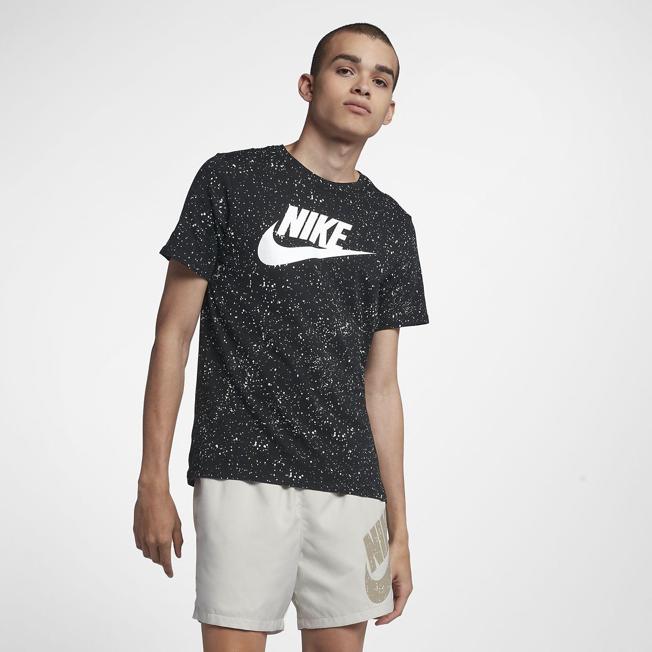 ... Nike Sportswear Men's Printed T-Shirt