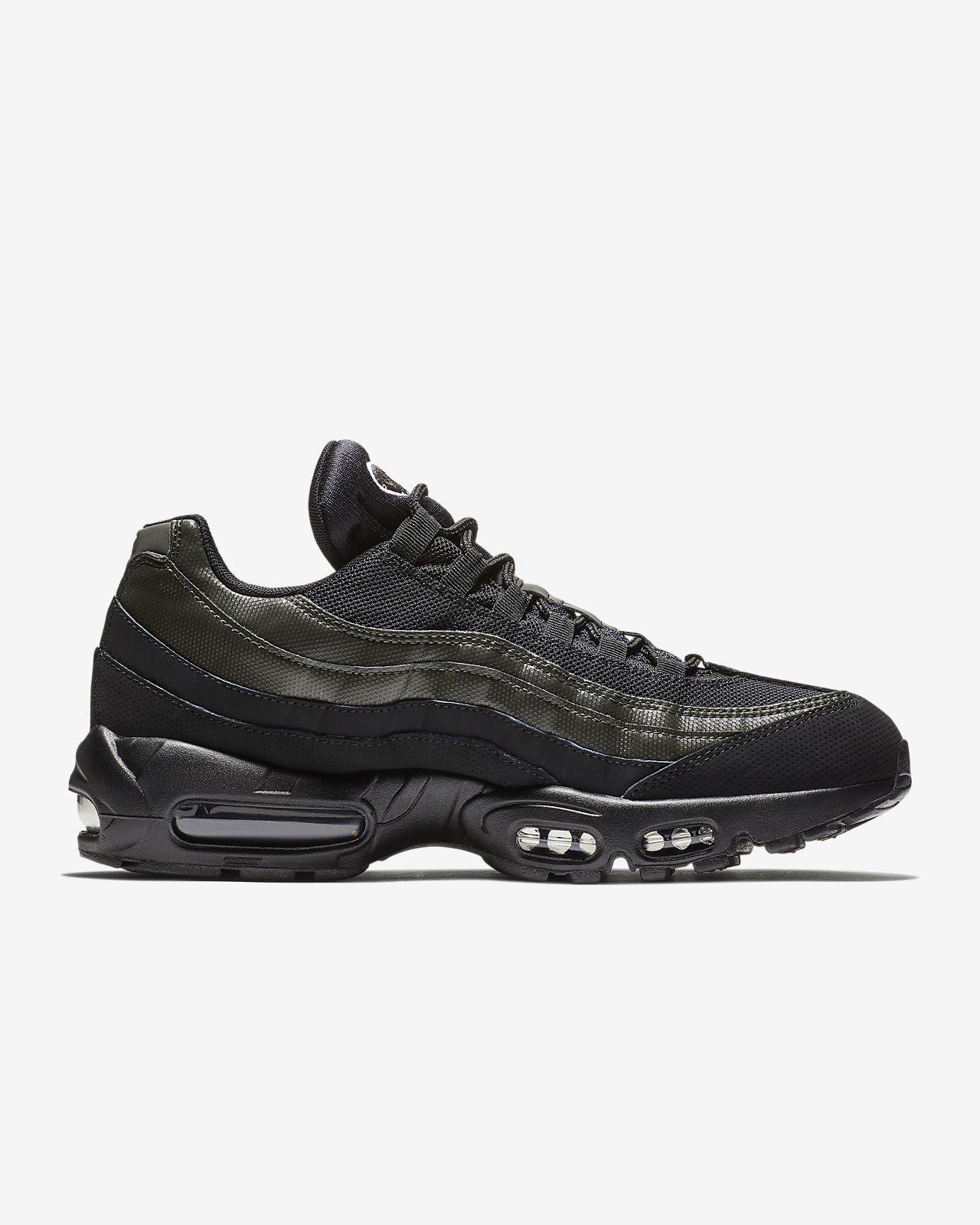 Goedkope Geweldige Aanbiedingen Nike Air Max 95 schoenen zwart Goedkope Koop Echte Met Paypal Lage Prijs ojcTRk