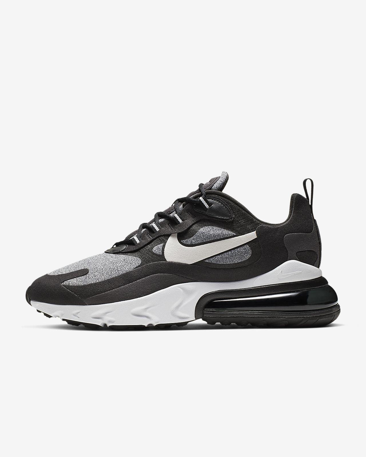 Мужские кроссовки Nike Air Max 270 React (Op Art)