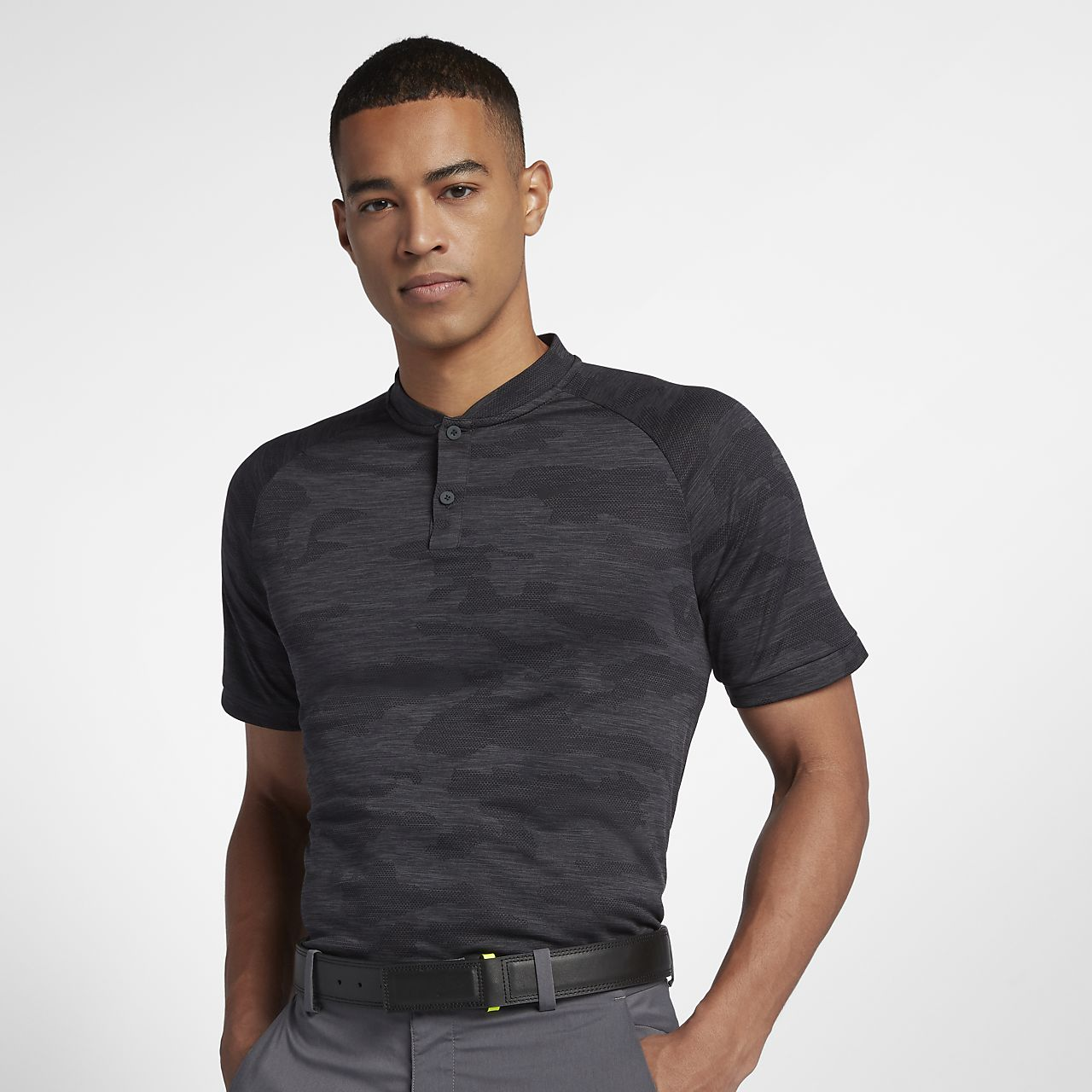 Nike Zonal Cooling TW Men's Camo Golf Polo