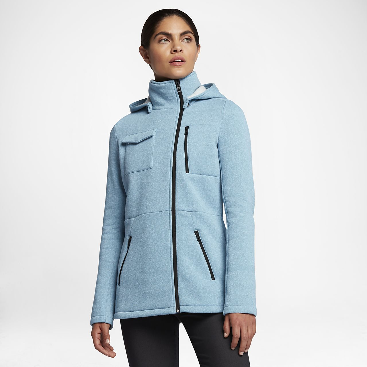 Hurley Winchester Fleece Women's Jacket. Nike.com