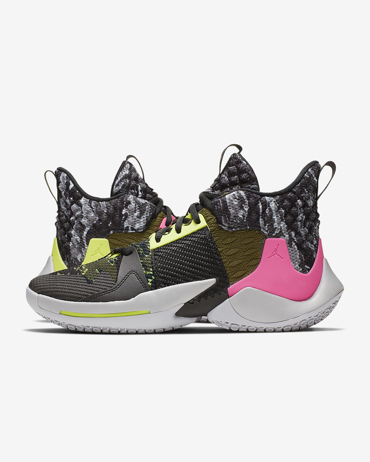 Jordan Why Not Zer0.2 PF男子篮球鞋