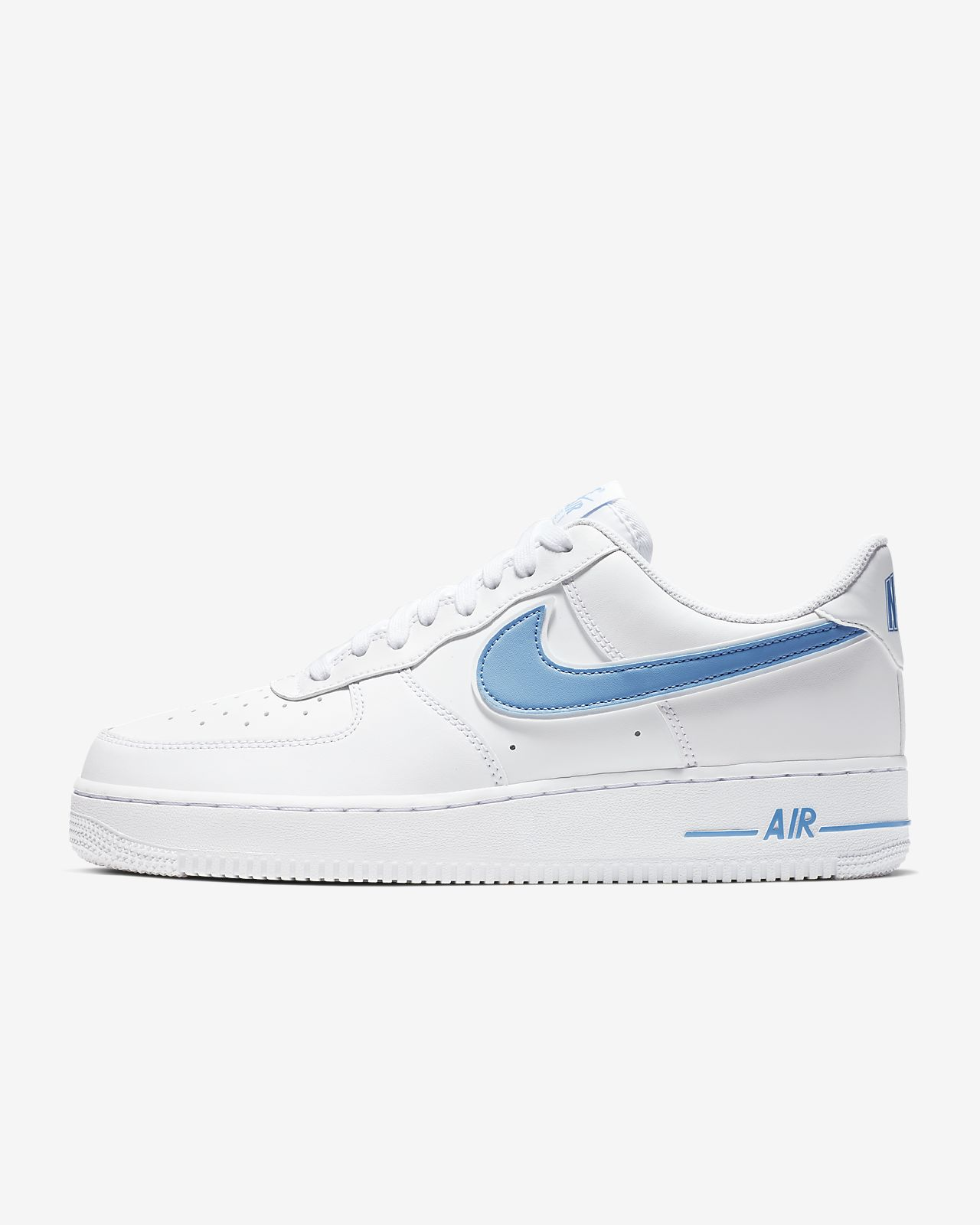 big sale 385f5 d17bf ... Scarpa Nike Air Force 1  07 - Uomo