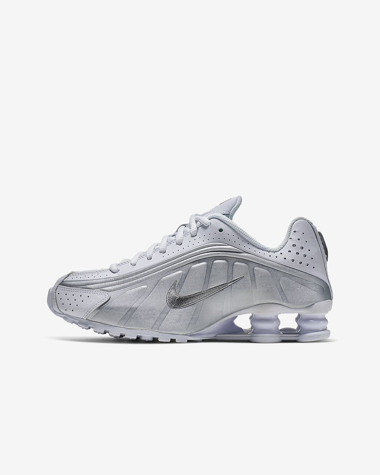 Nike Shox R4 Schuh für ältere Kinder