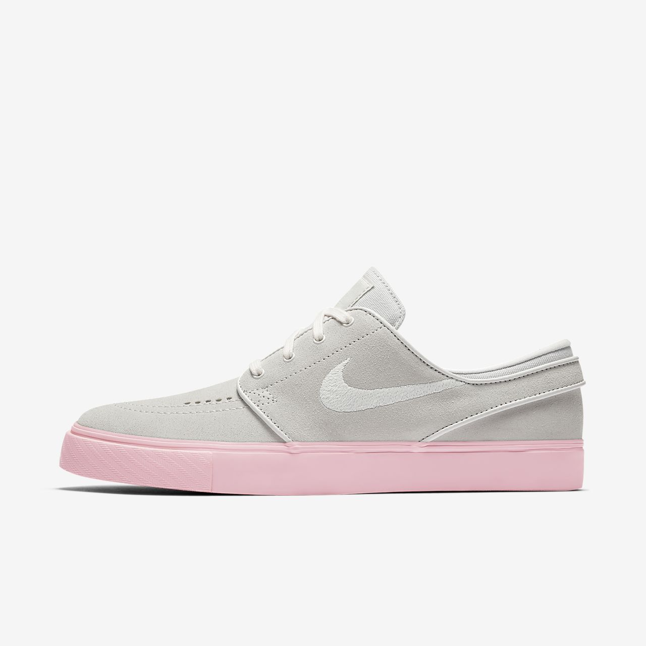 Nike SB Stefan Janoski Premium SE Skate Shoes Summit Wit