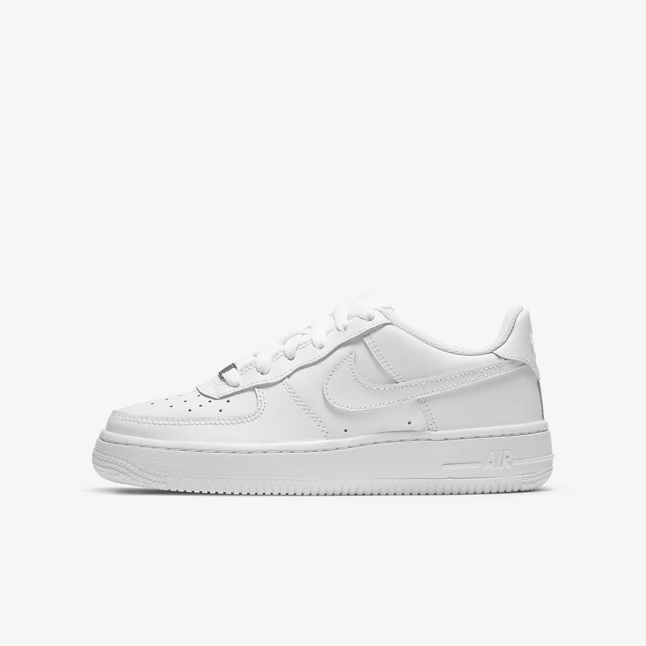 nike air force 1 3 6 older kids 39 shoe gb. Black Bedroom Furniture Sets. Home Design Ideas
