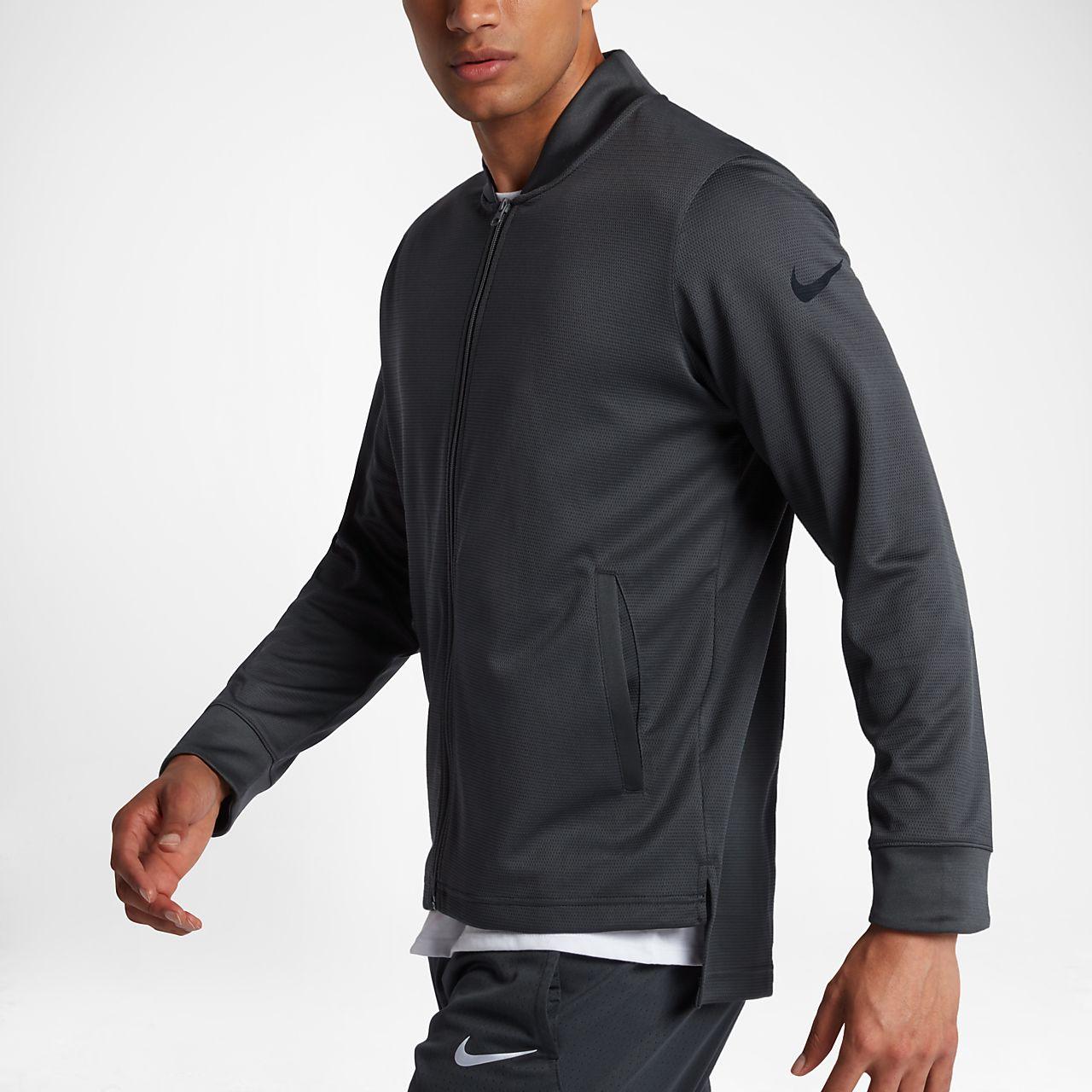 32c87b816723 Nike Dri-FIT Men s Basketball Jacket. Nike.com
